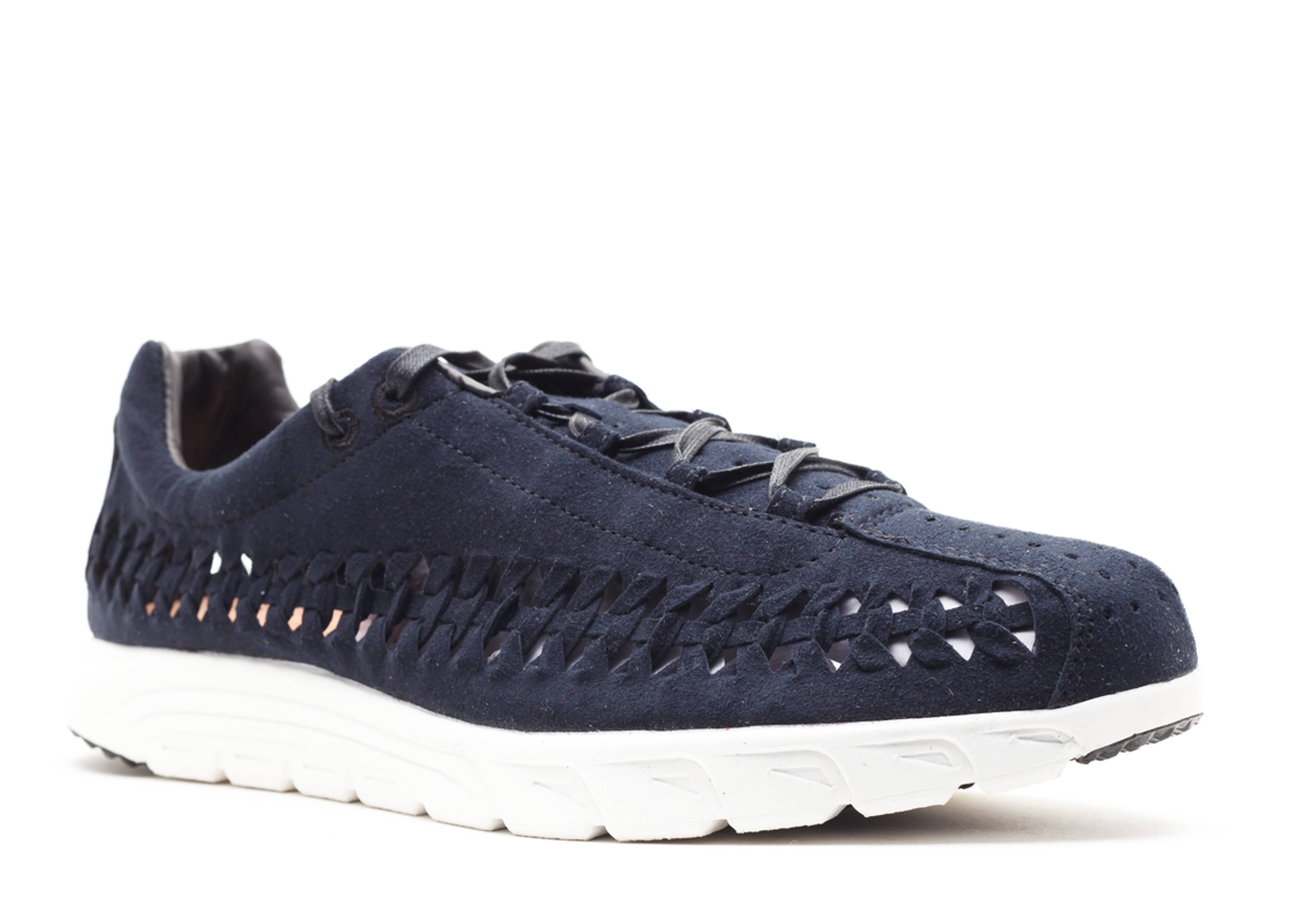 Mayfly Woven Qs - Nike - 621365 002 - black black  f7d59269f