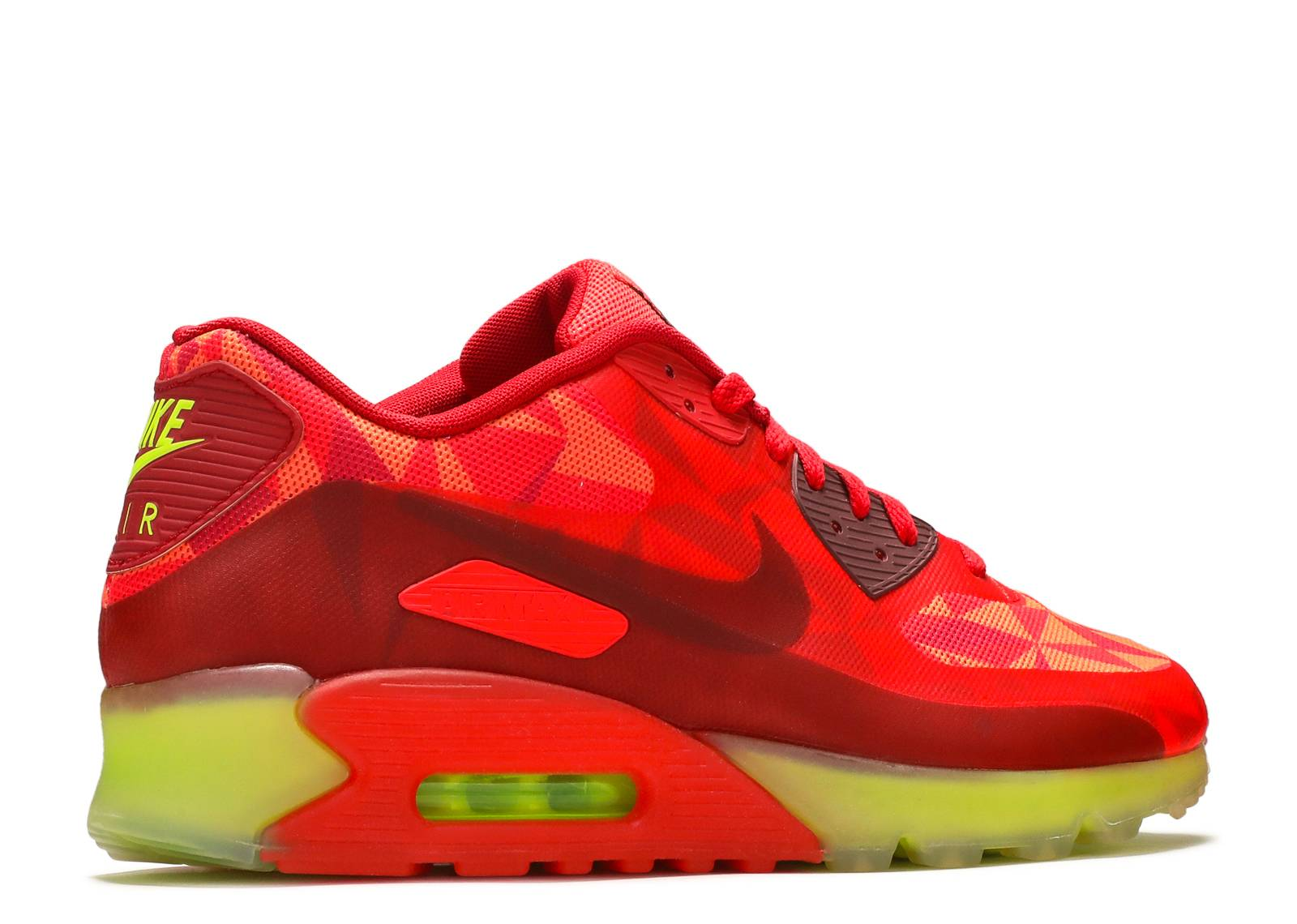 ShoeFax Nike Air Max 90 ICE Gym Red