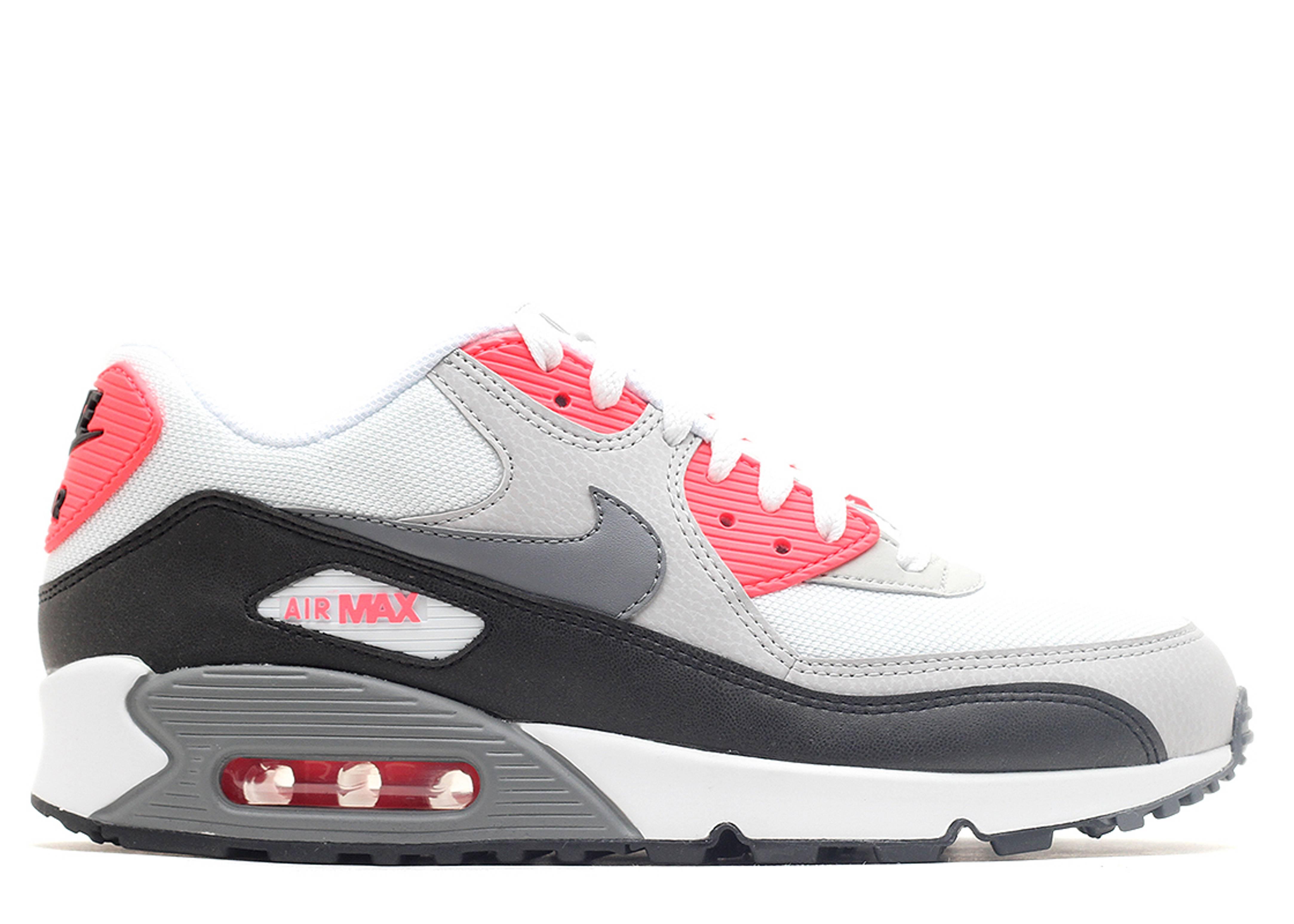 3369edbd9bf29 Air Max 90 Essential - Nike - 537384 108 - white cool grey-ntrl grey ...