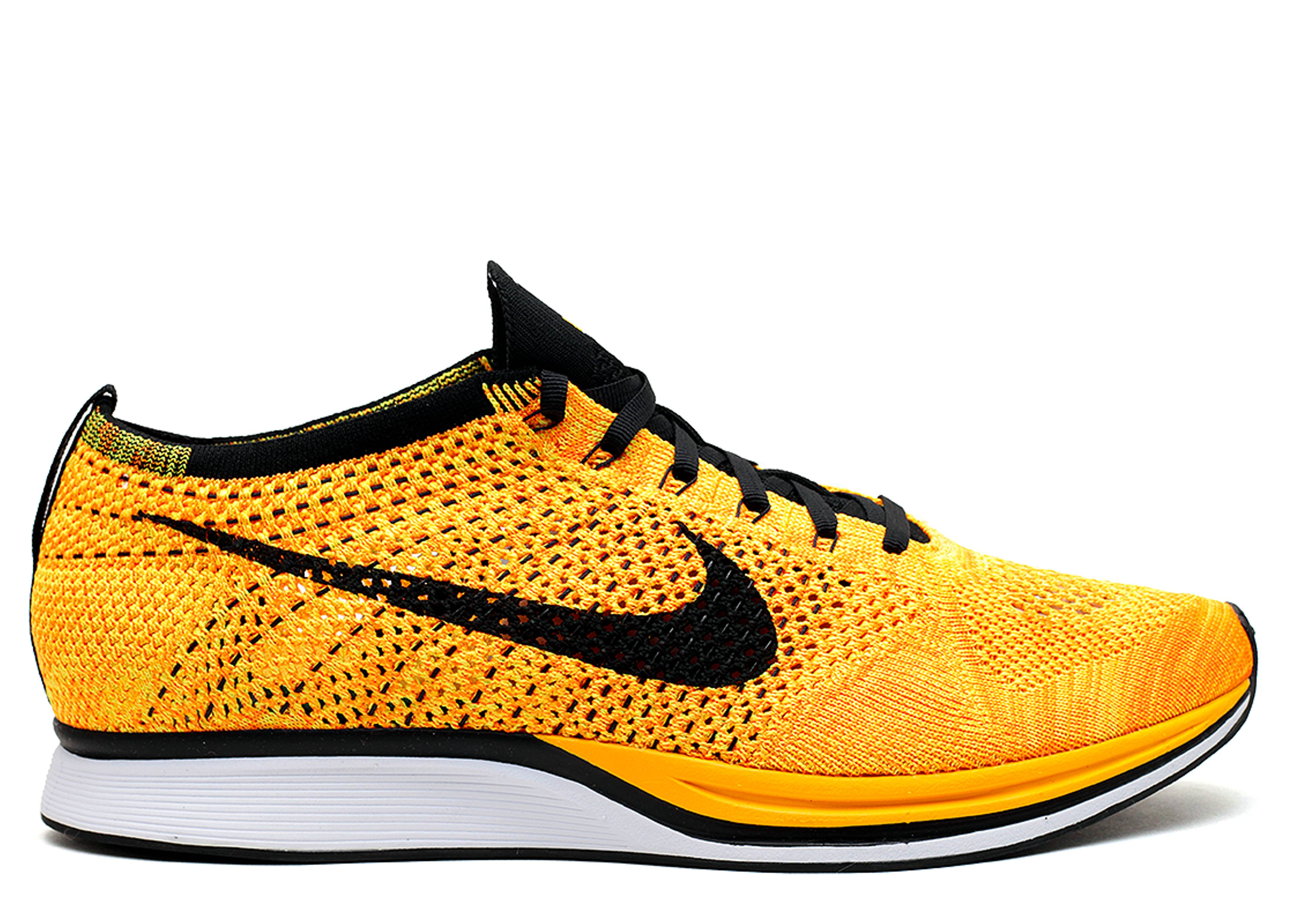 a103fb915de8 Flyknit Racer - Nike - 526628 808 - team orange black-lsr orng vlt ...