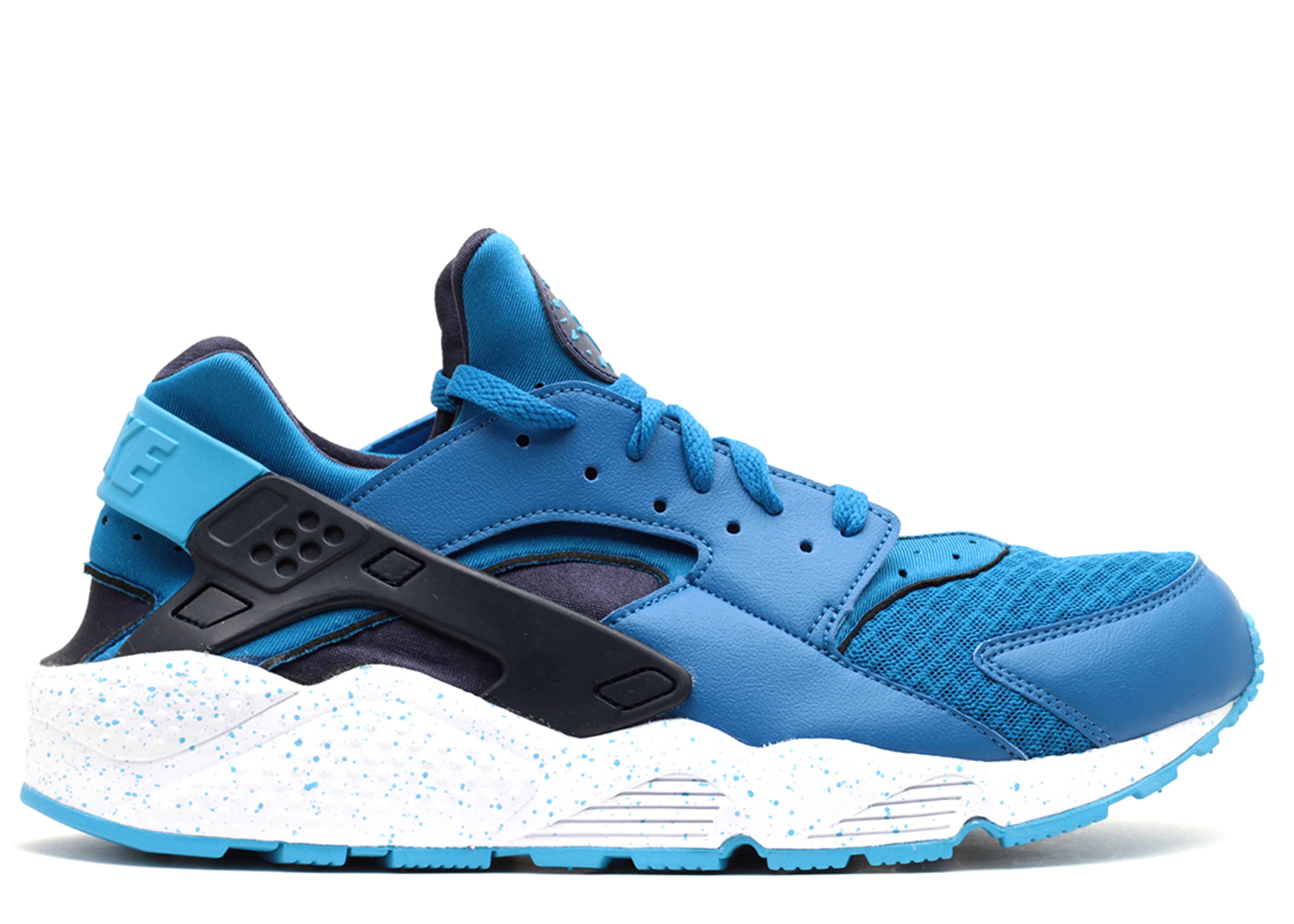sale retailer c8df6 1aa8a Air Huarache - Nike - 318429 441 - military blue obsidian   Flight Club