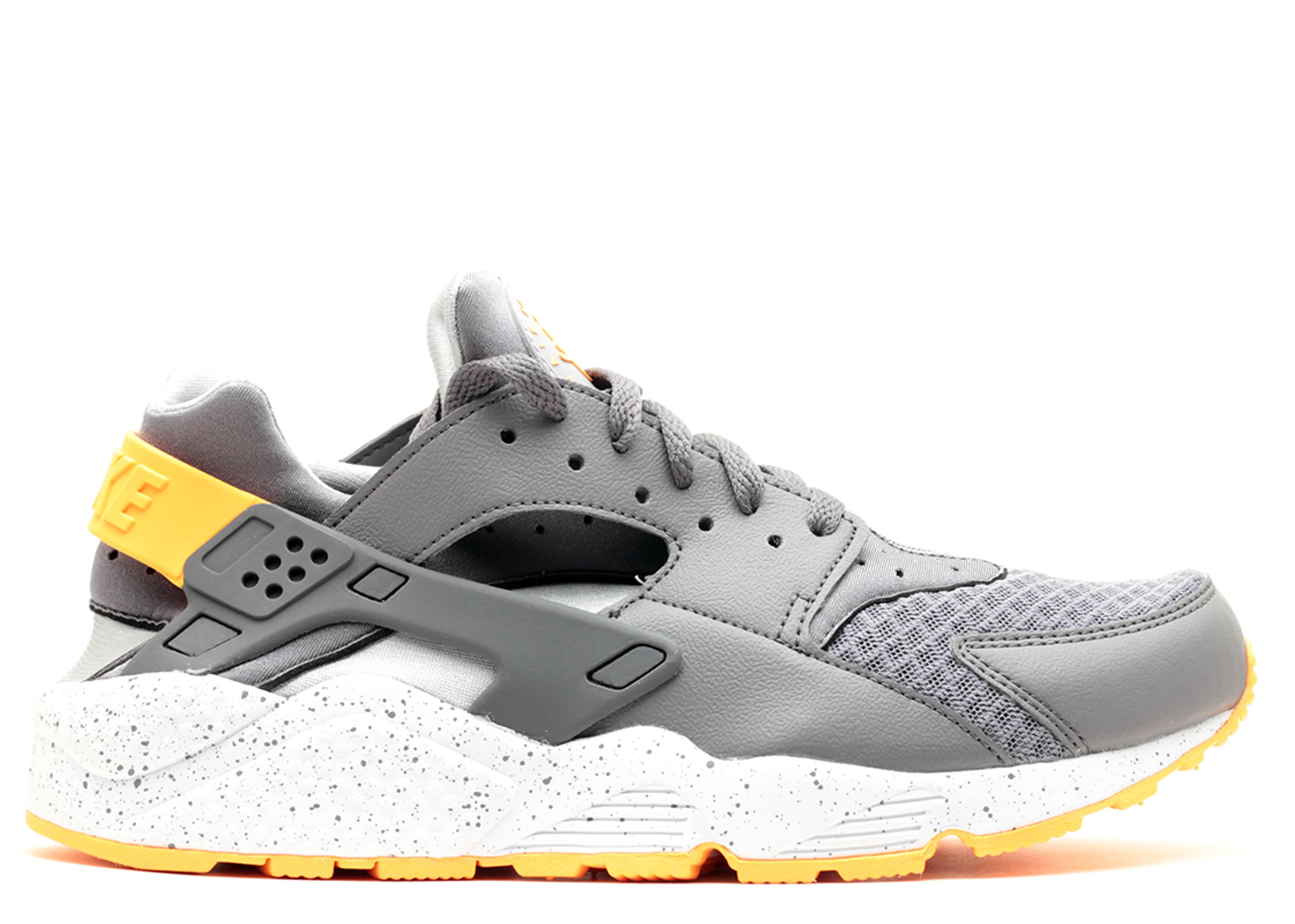 Nike Air Huarache Shoes Cool Grey
