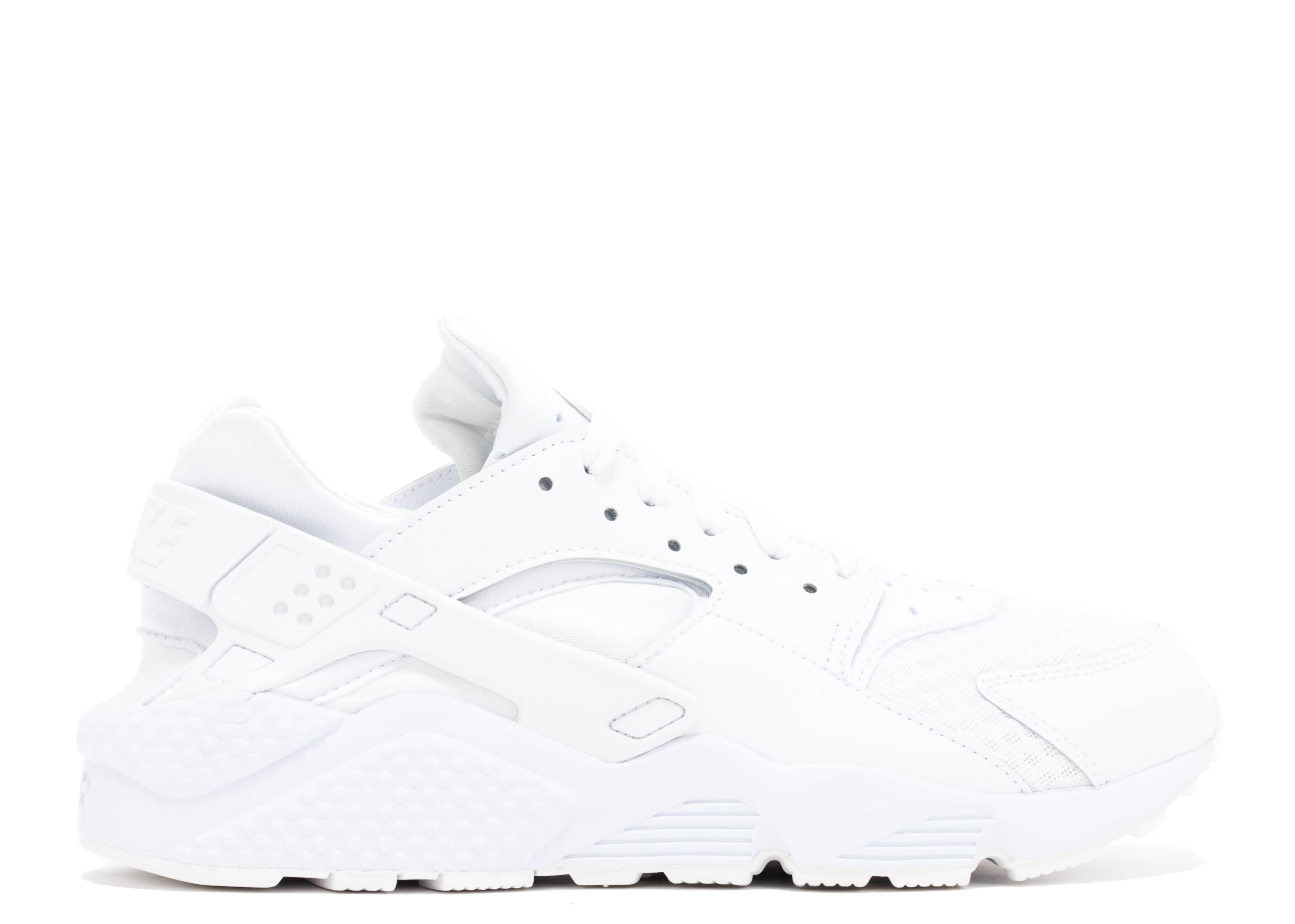 Nike Air Huarache White Womens