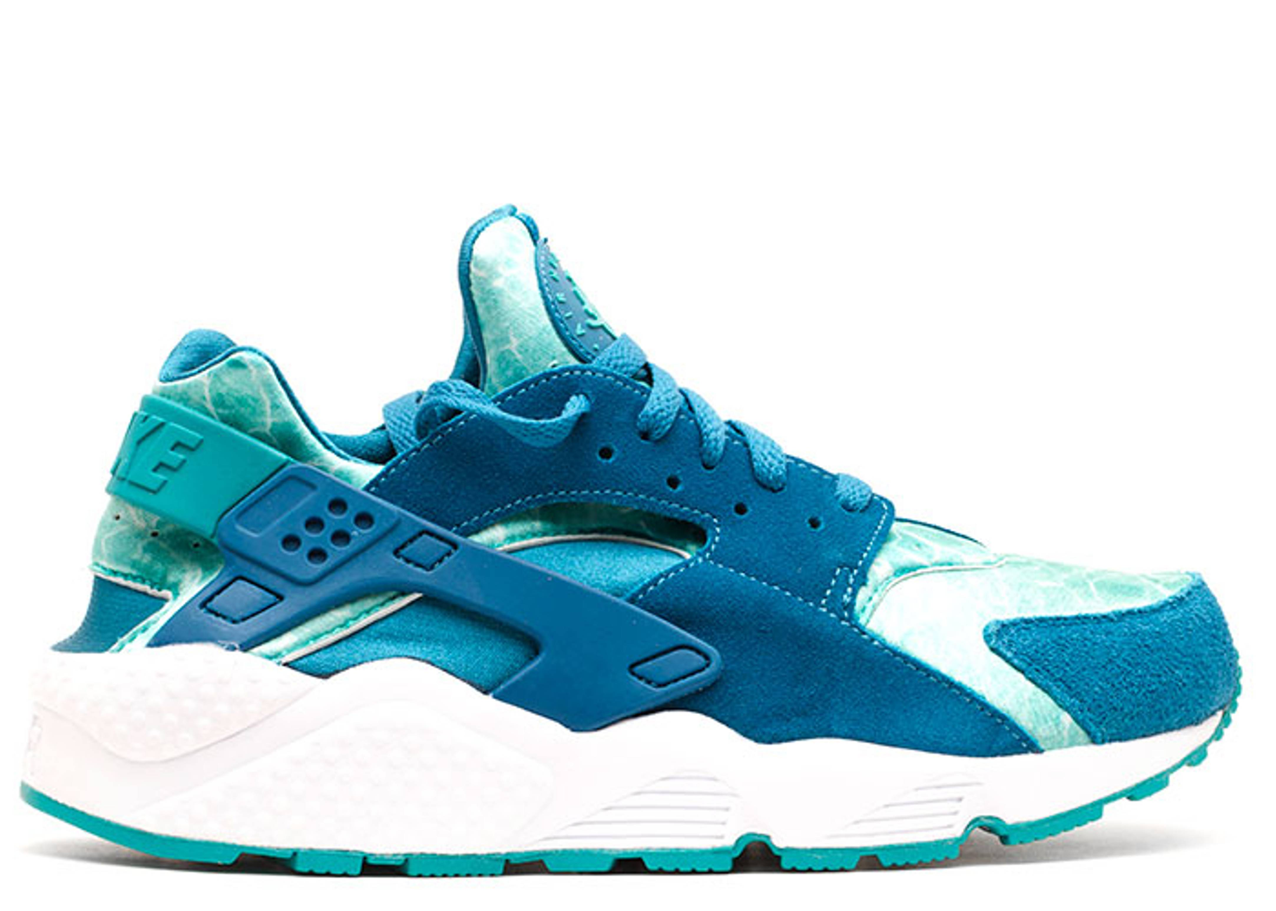 "air huarache ""green abyss"""