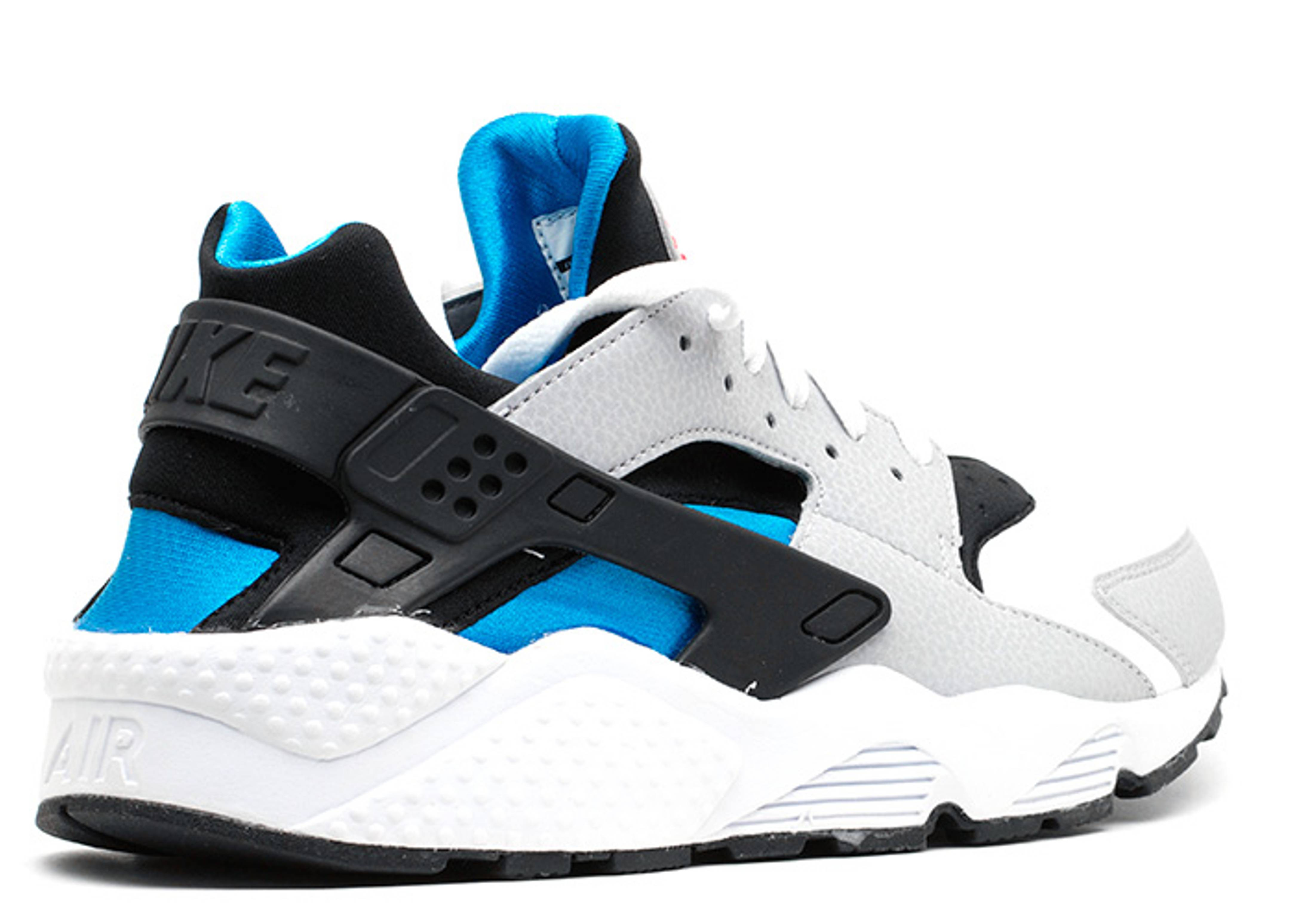 online retailer 4d380 9f7f3 blue and grey huaraches