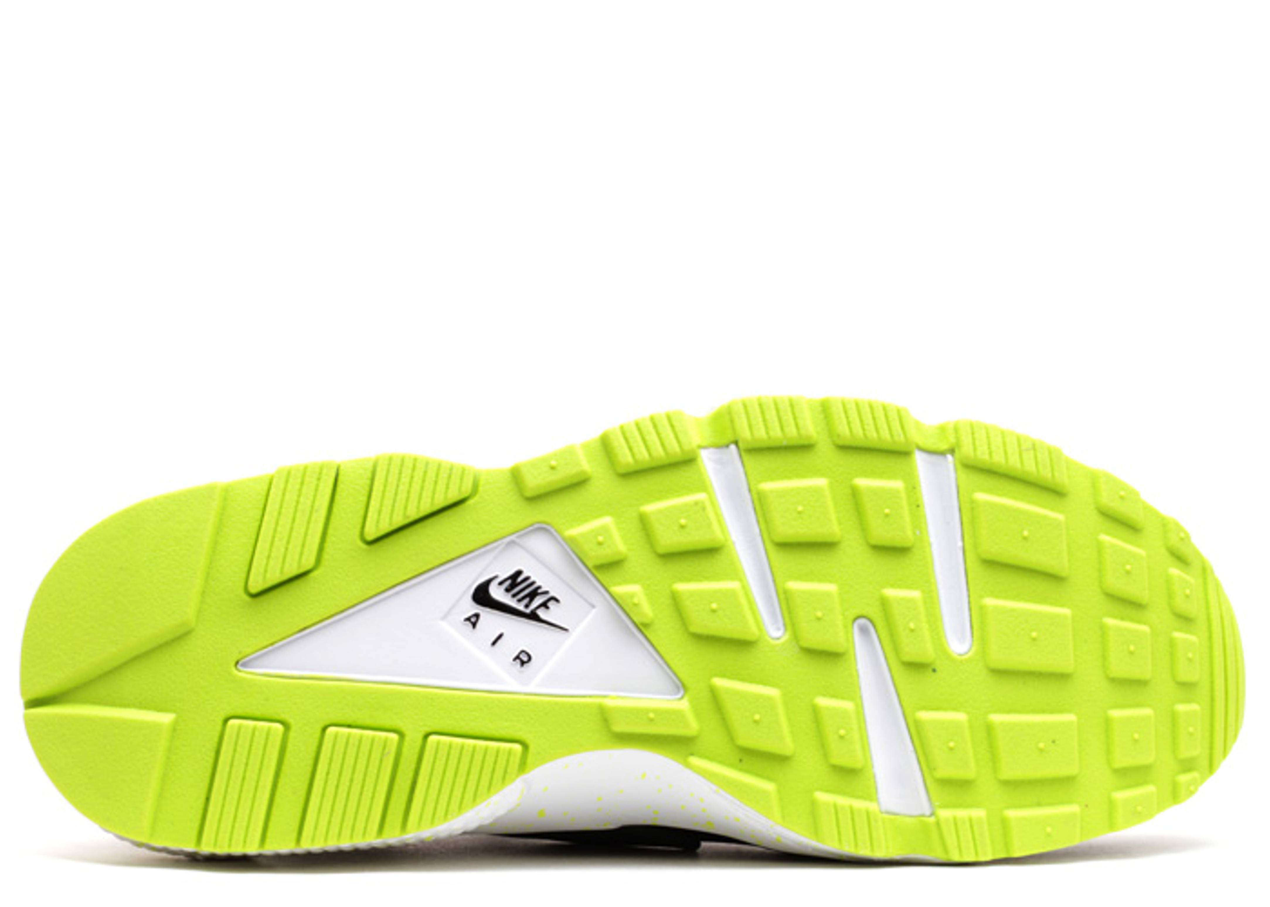 buy online d61b4 c2220 ... neon green white qs v93k9101 mens shoes retail 95c09 2edb9  new zealand air  huarache nike 318429 030 black anthracite venom green flight club 097a1 ...
