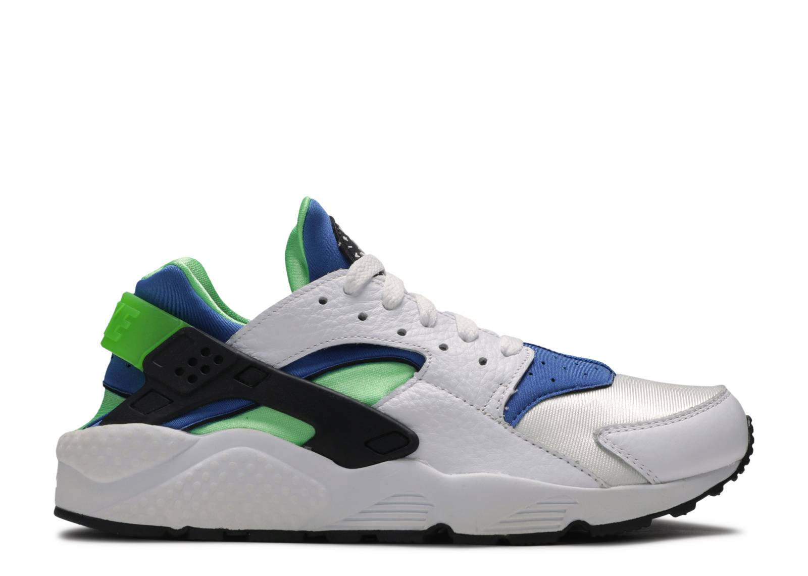 "air huarache ""scream green"""