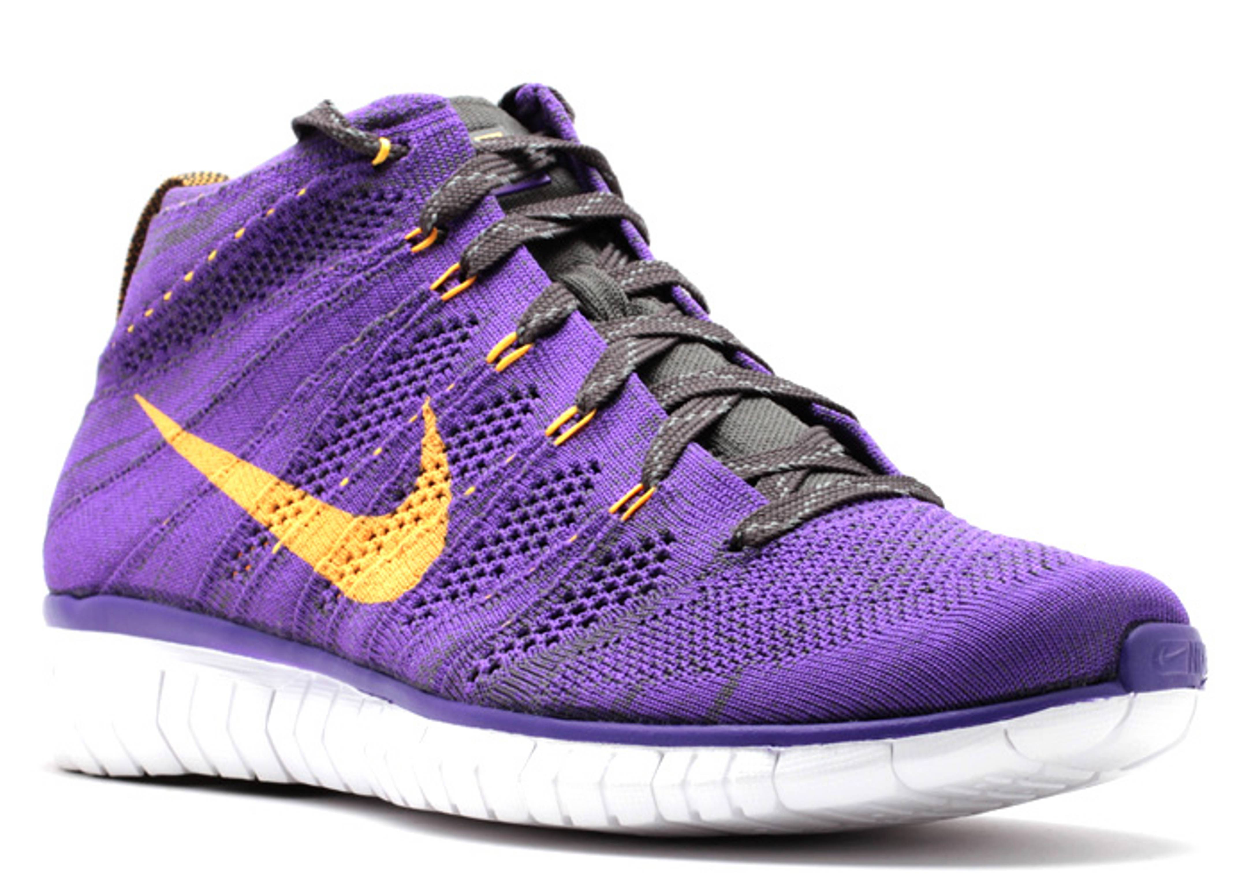 promo codes best quality online for sale Free Flyknit Chukka 'Hyper Grape'