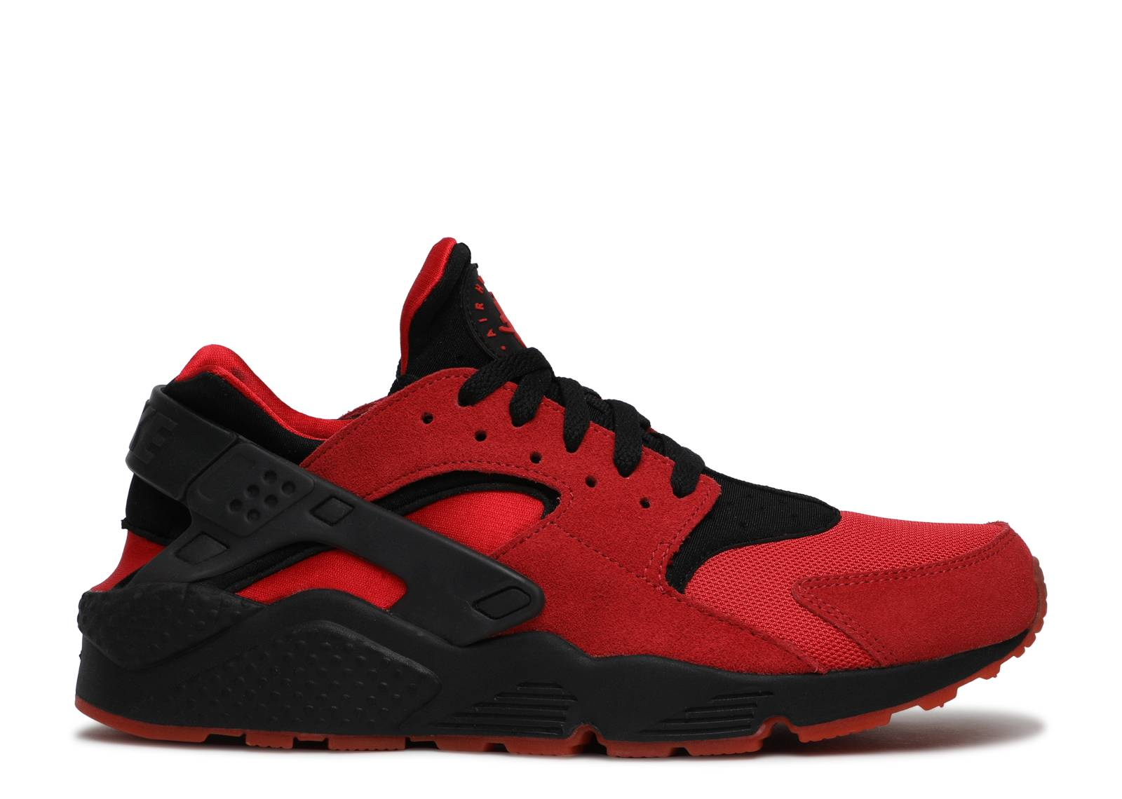 huge selection of ebcca a6b6a sweden nike air flight huarache university red on feet youtube 14562 3e032   inexpensive nike. air huarache qs love hate pack 1e218 219f7