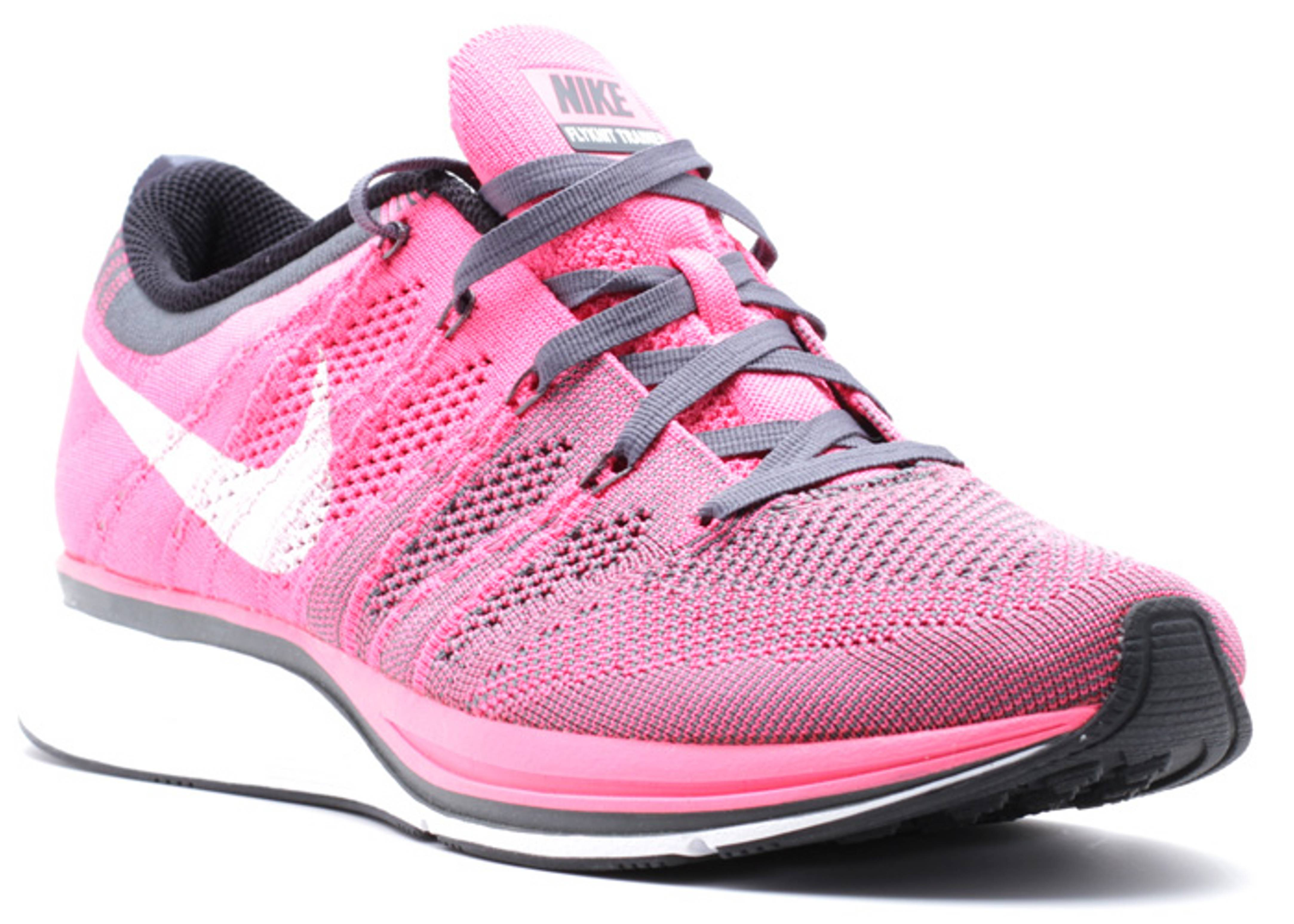 quality design 733c3 0a4e8 flyknit trainer pink