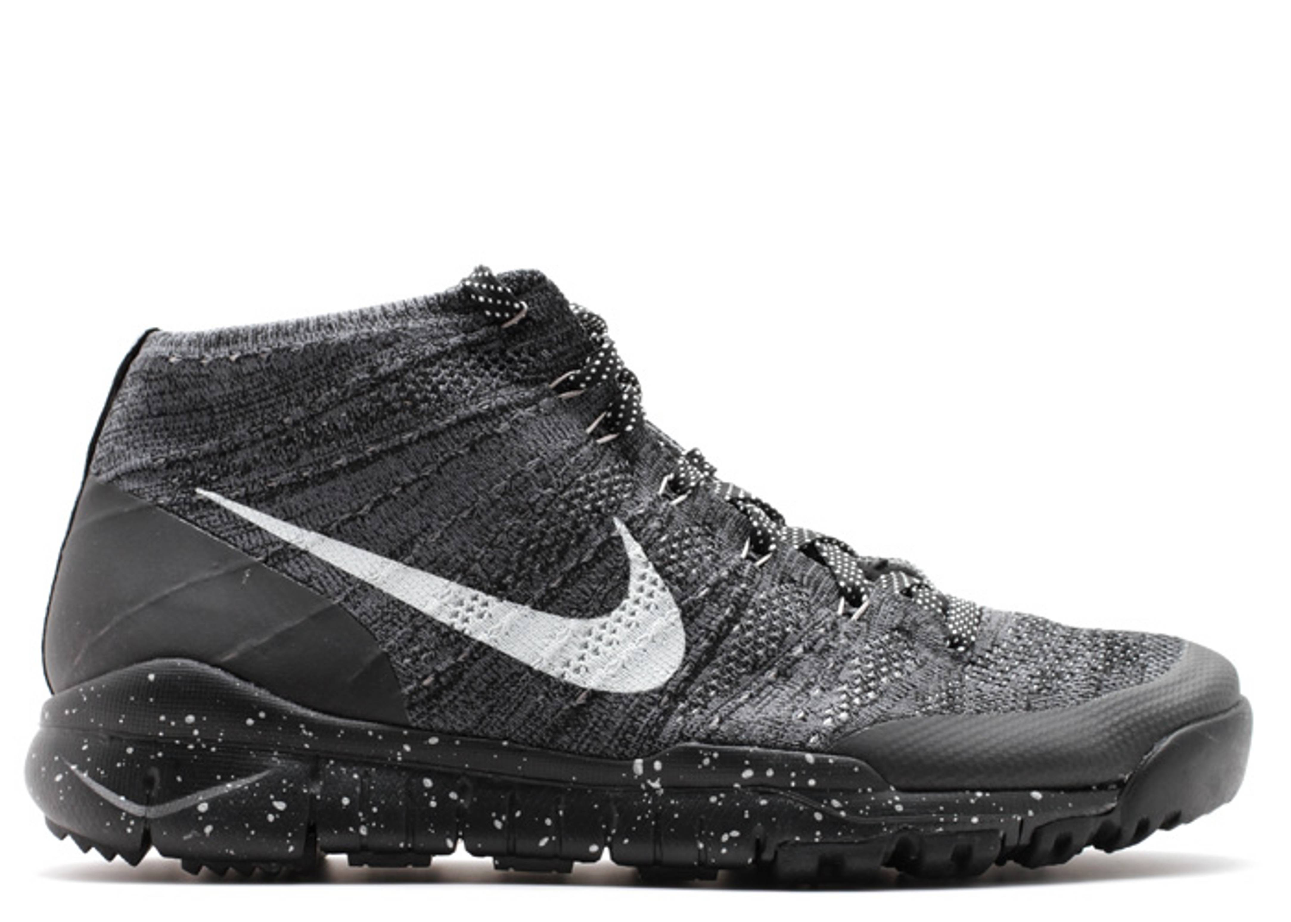 pick up faf4d 773c1 nike. flyknit trainer chukka