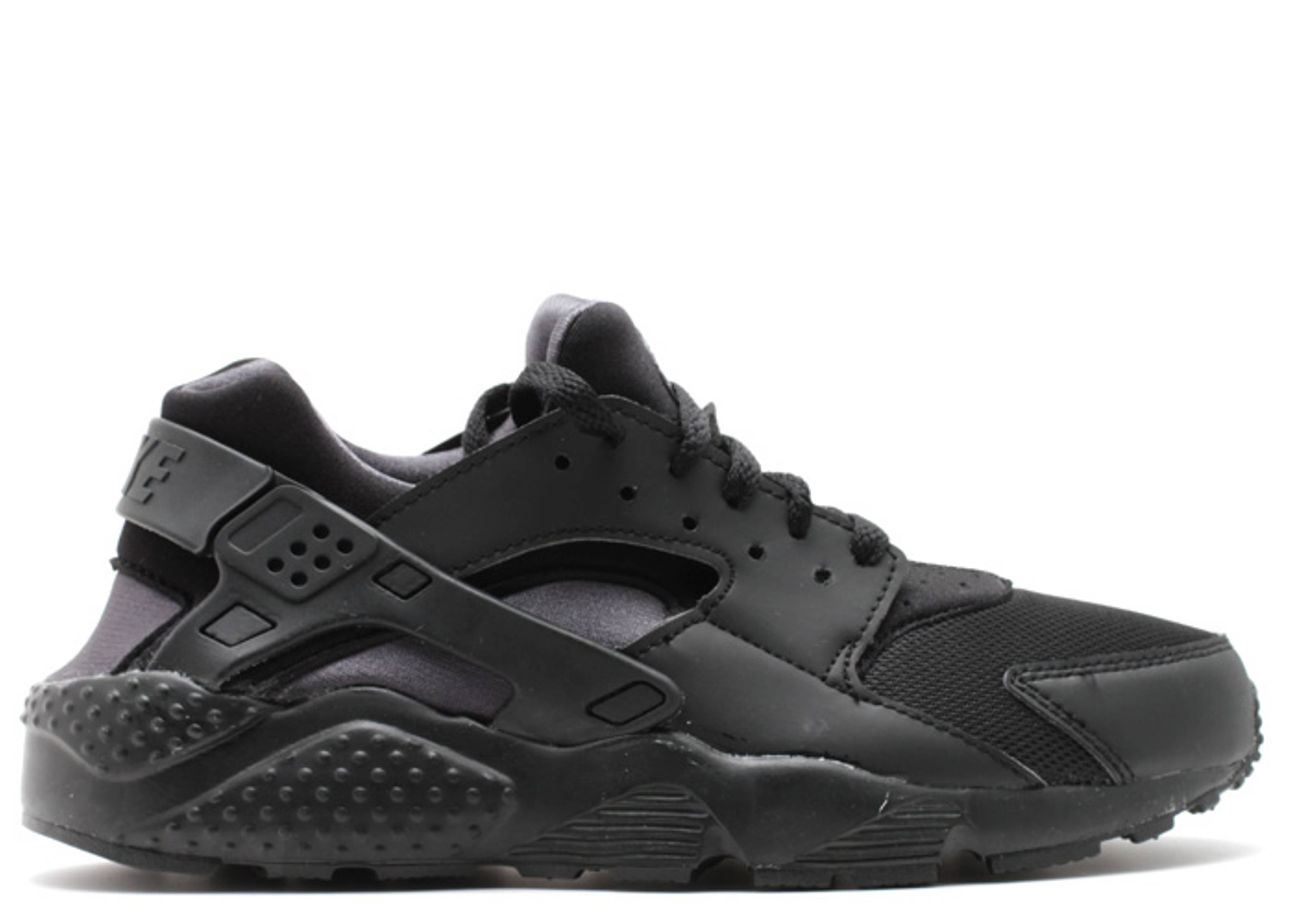 "huarache run (gs) ""Black Anthracite"""