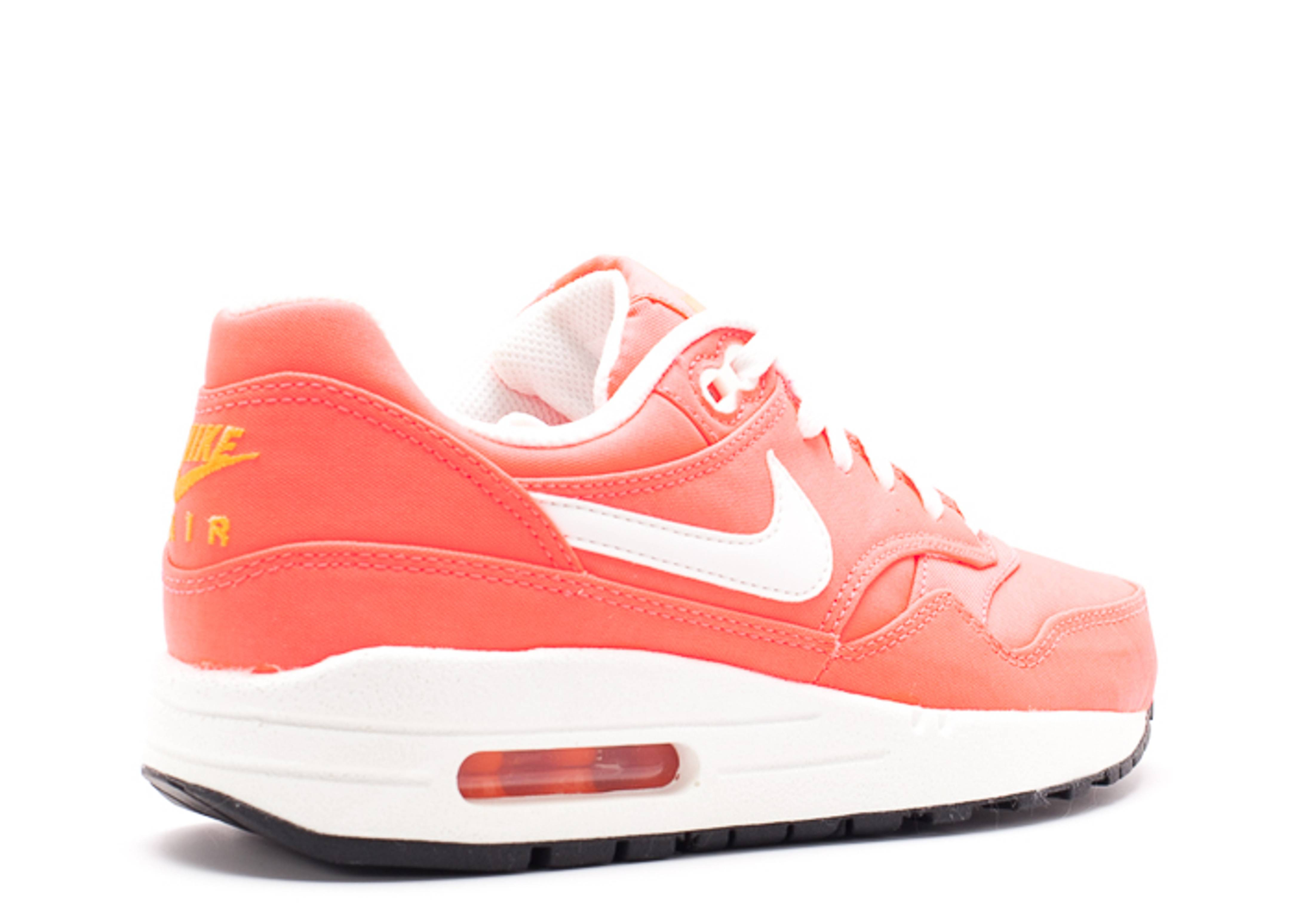 Air Max 1 Premium Qs Gs Nike 693596 600 hyper punch