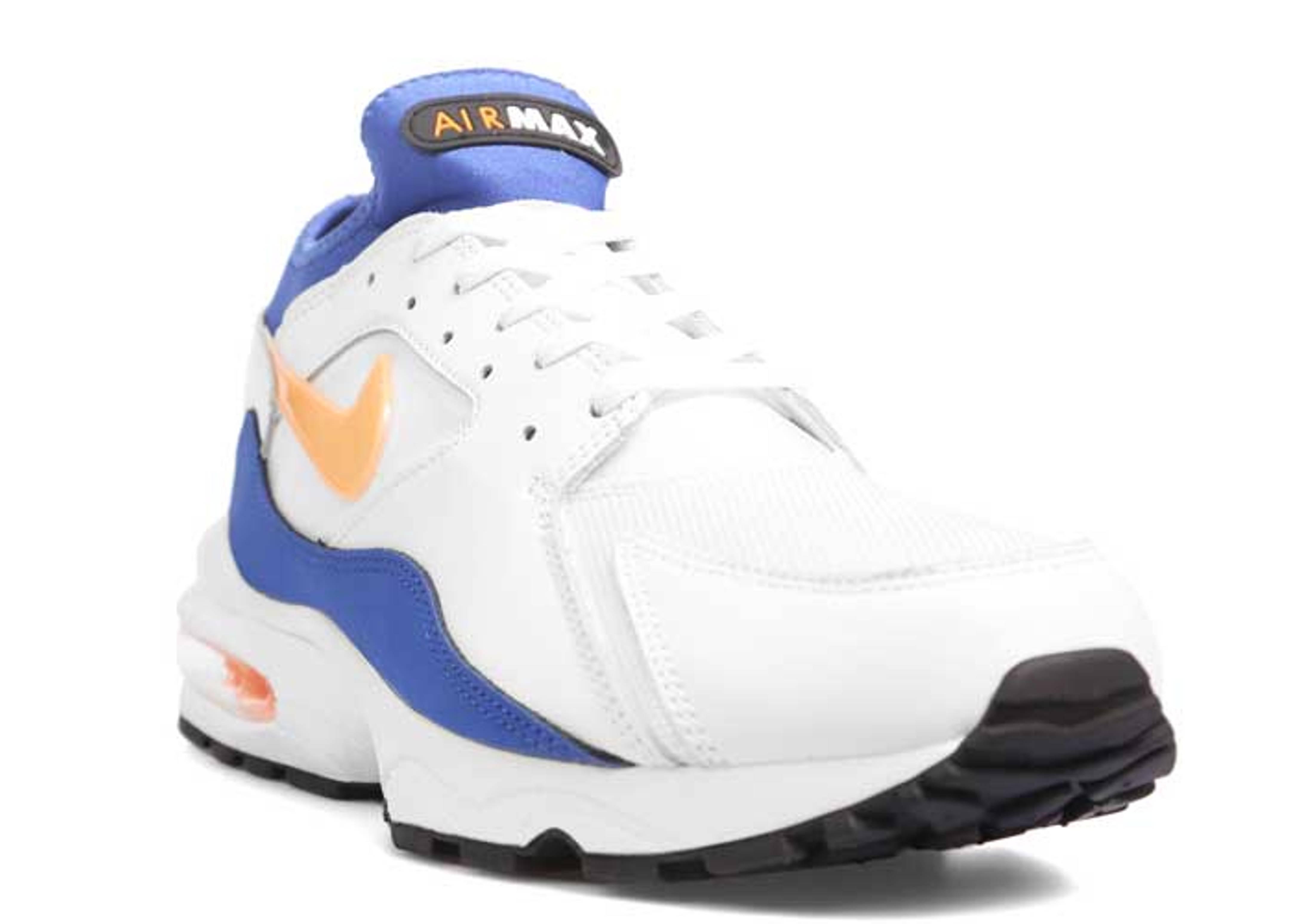 the latest e9dc4 e8ccb Air Max 93 - Nike - 306551 100 - whitebright citrushyper blu ...