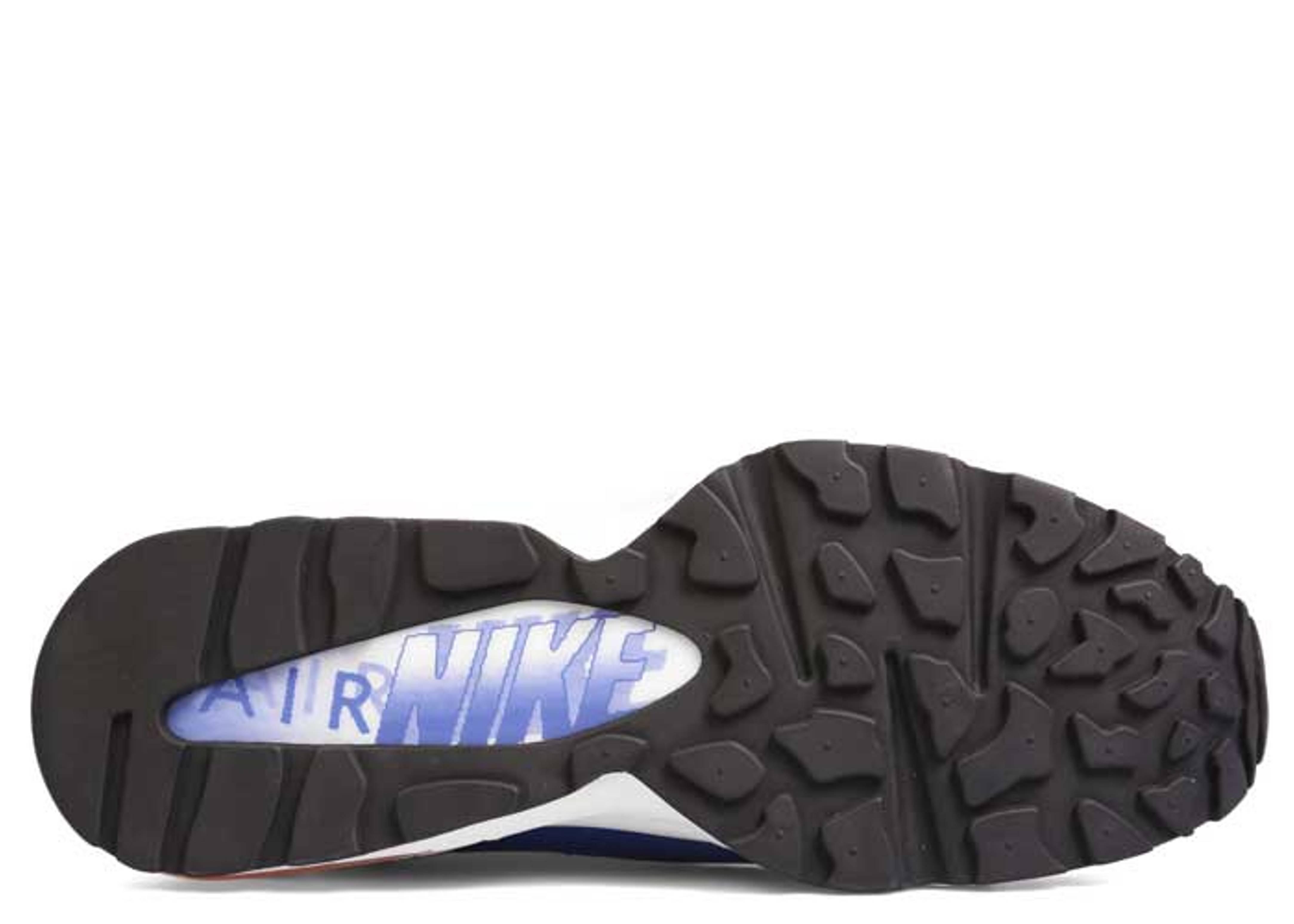 timeless design dca1b 14175 Air Max 93 - Nike - 306551 100 - white bright citrus hyper blue black    Flight Club