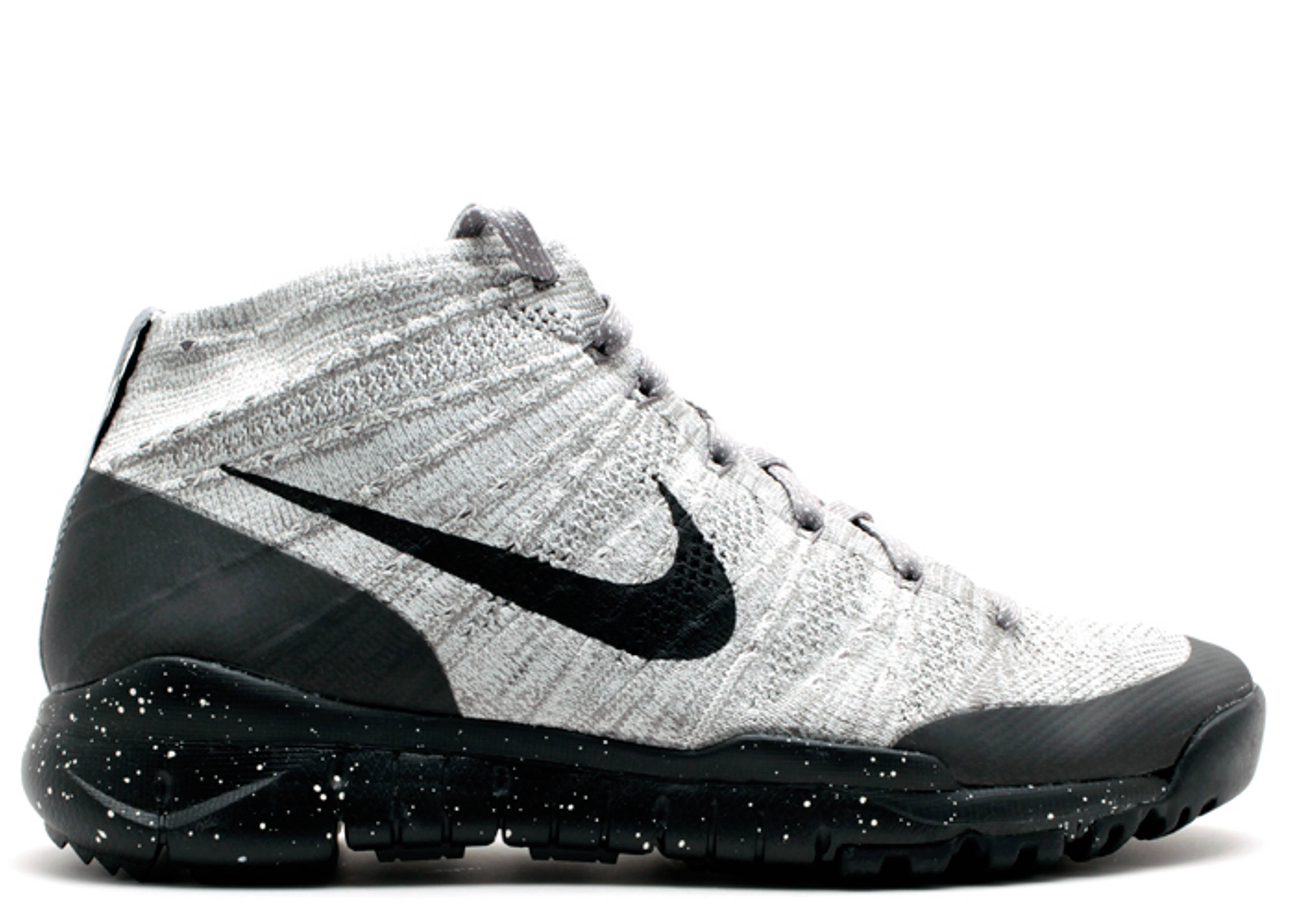 premium selection 503d3 acd98 nike. flyknit trainer chukka fsb