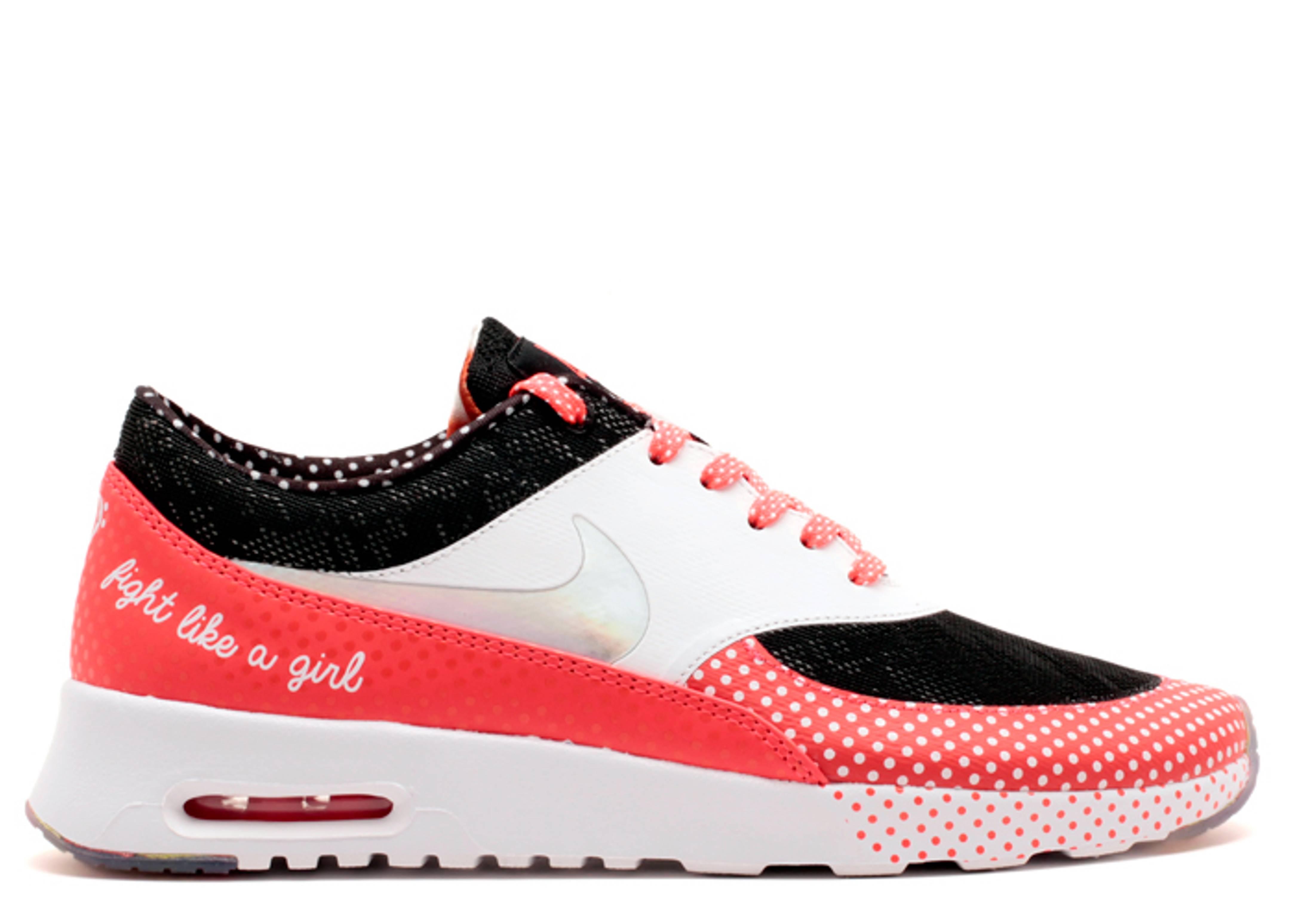 Nike Air Max Thea Sz 6 DB Wmns Doernbecher 1 Crimson 90 White