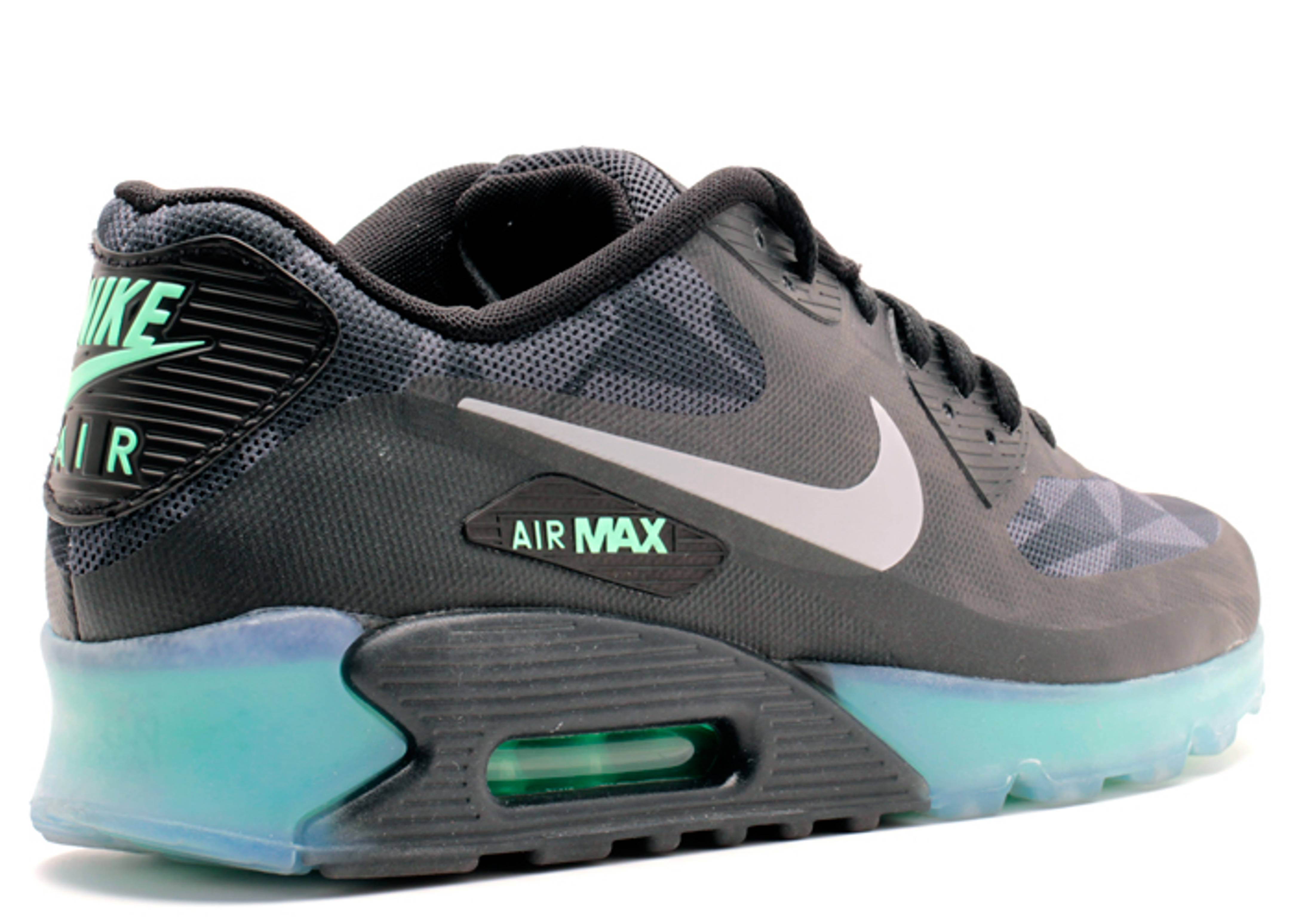 Nike Air Max 90 Ice QS Black, Cool Grey & Anthracite | END.