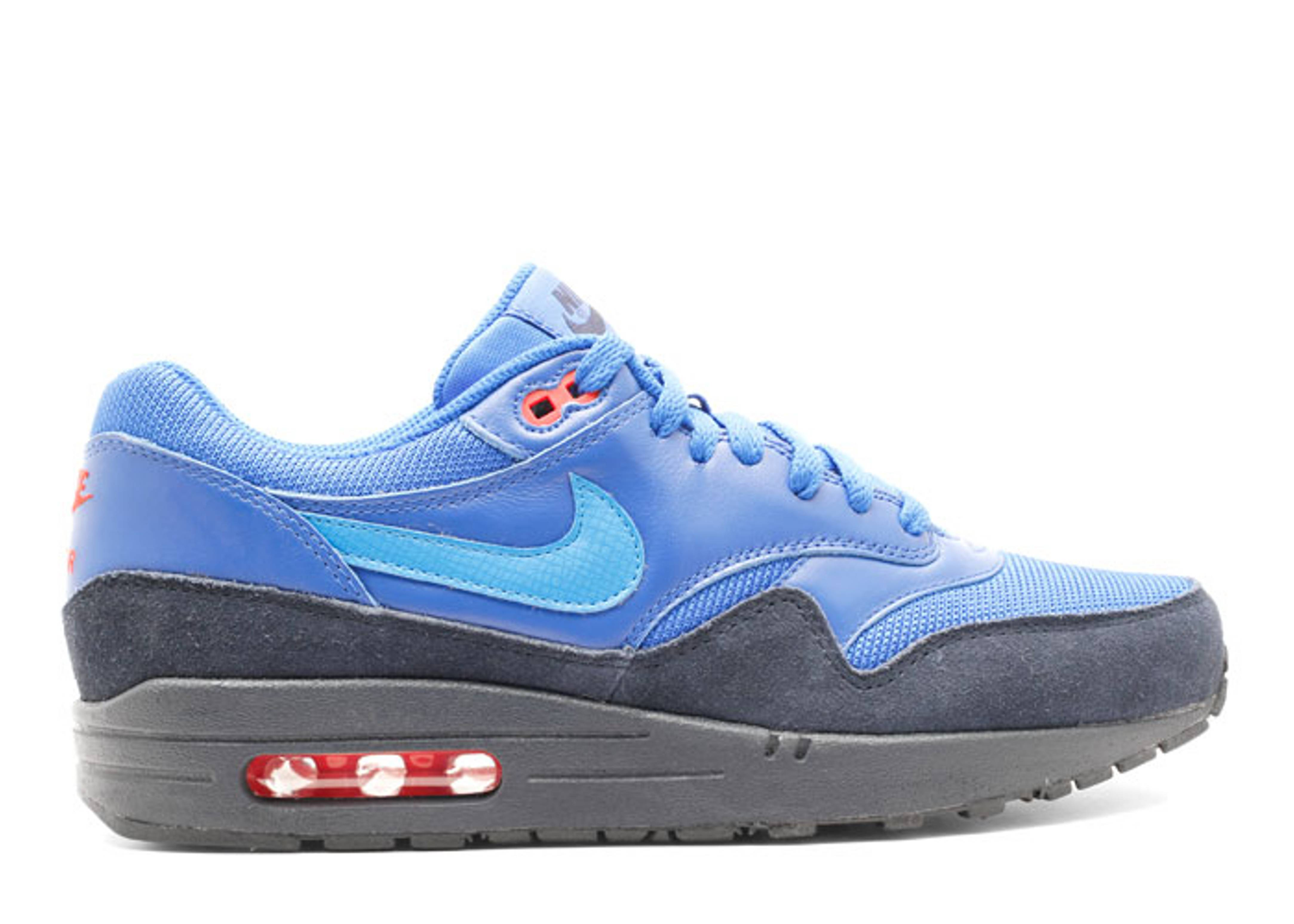 nike air max 1 obsidian blue