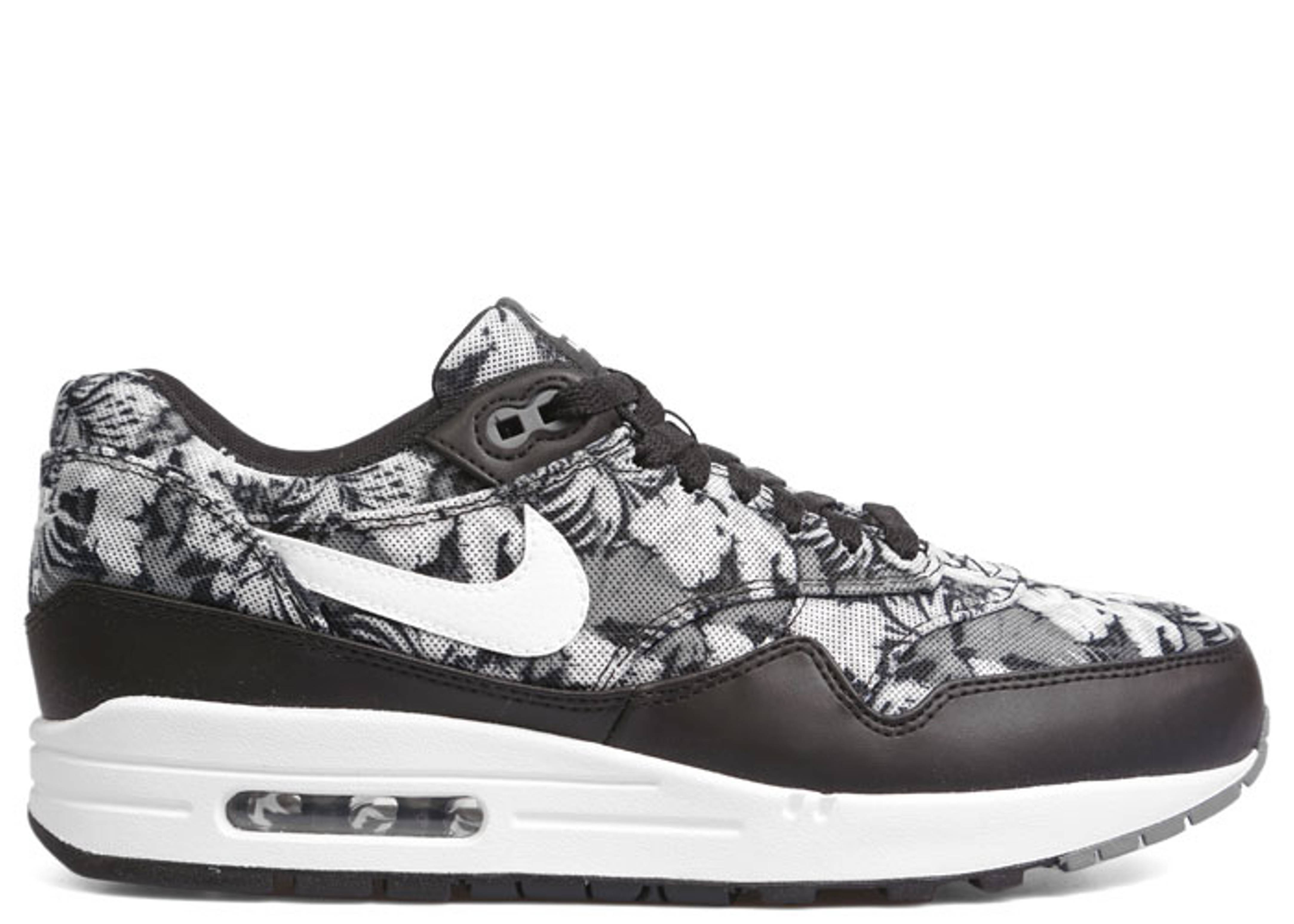 Air Max 1 Gpx Blk Wht Drk Gry