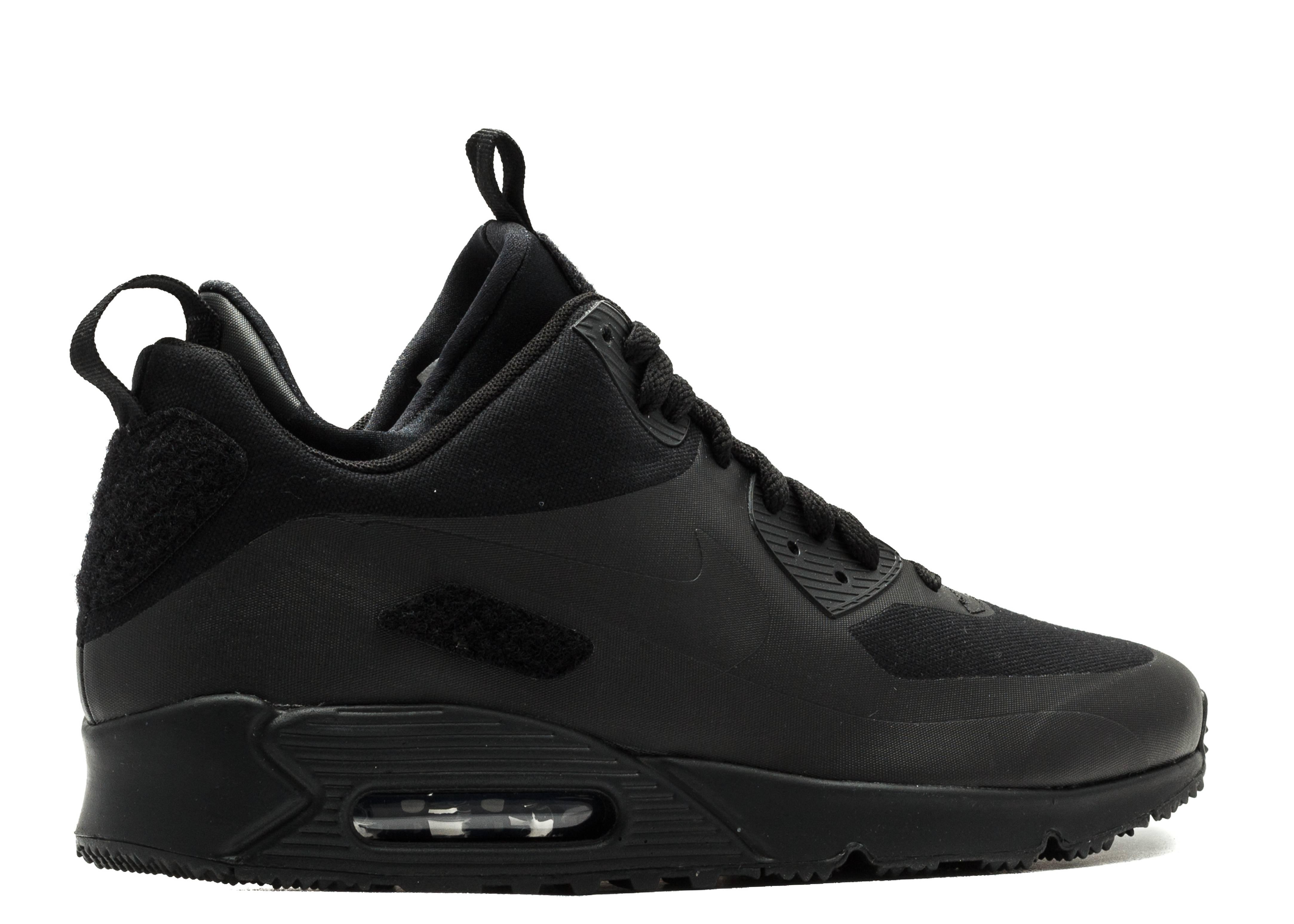 Air Max 90 Sneakerboot Sp Nike 704570 001 blackblack