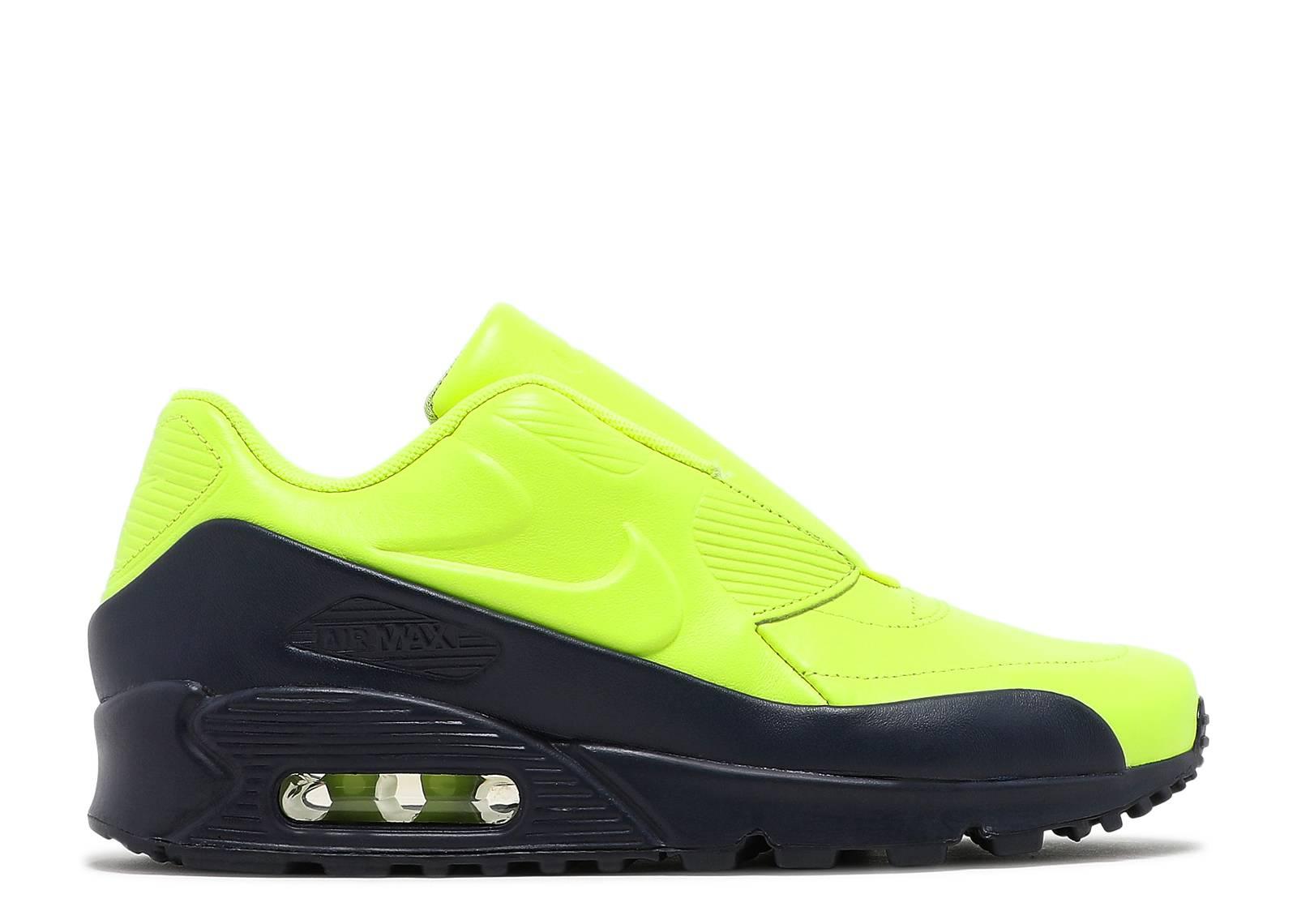 Nike Ws Air Max 90 Sp/Sacai Sacai Shoes Gold