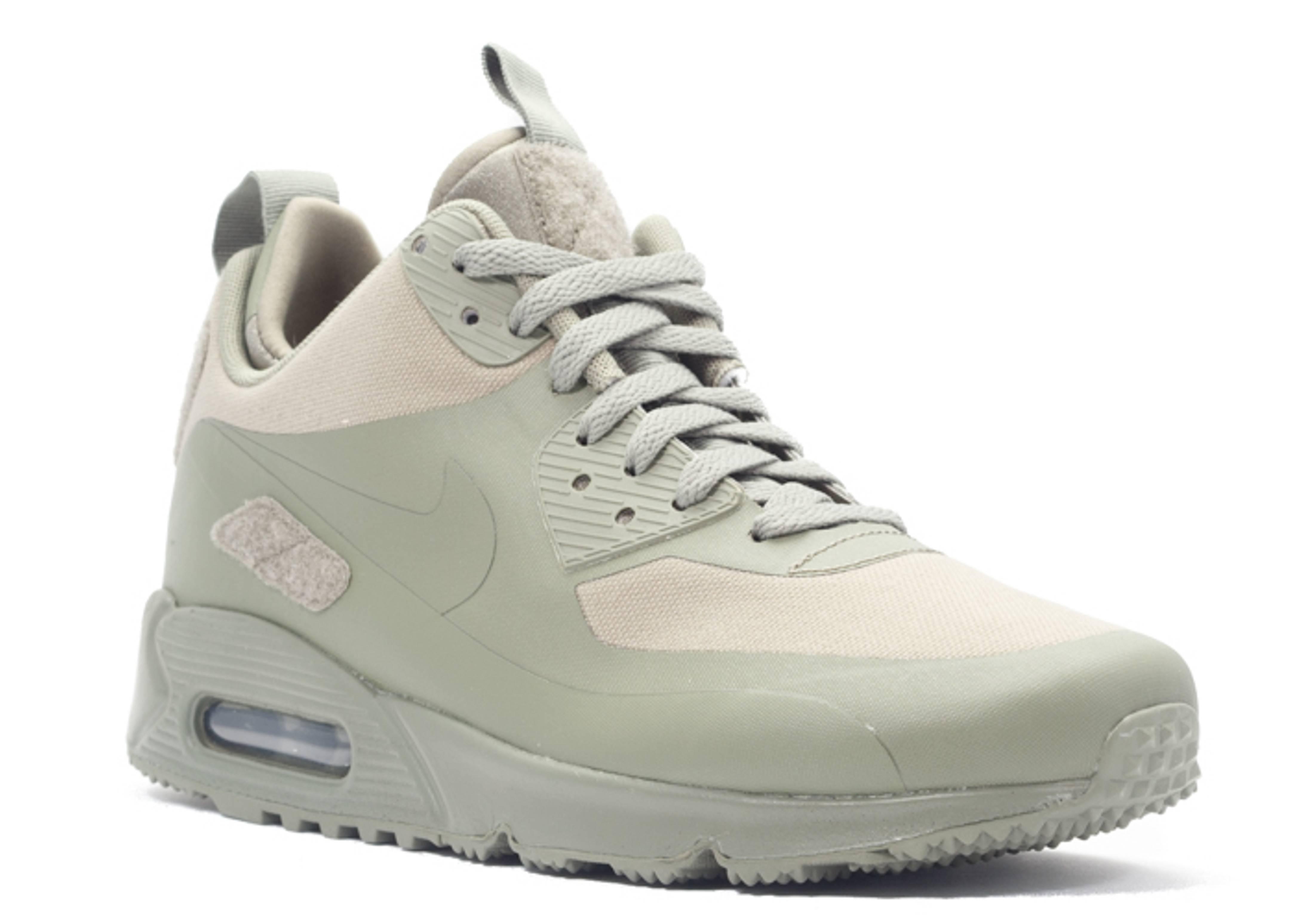 Air Max 90 Sneakerboot Sp Nike 704570 300 steel green