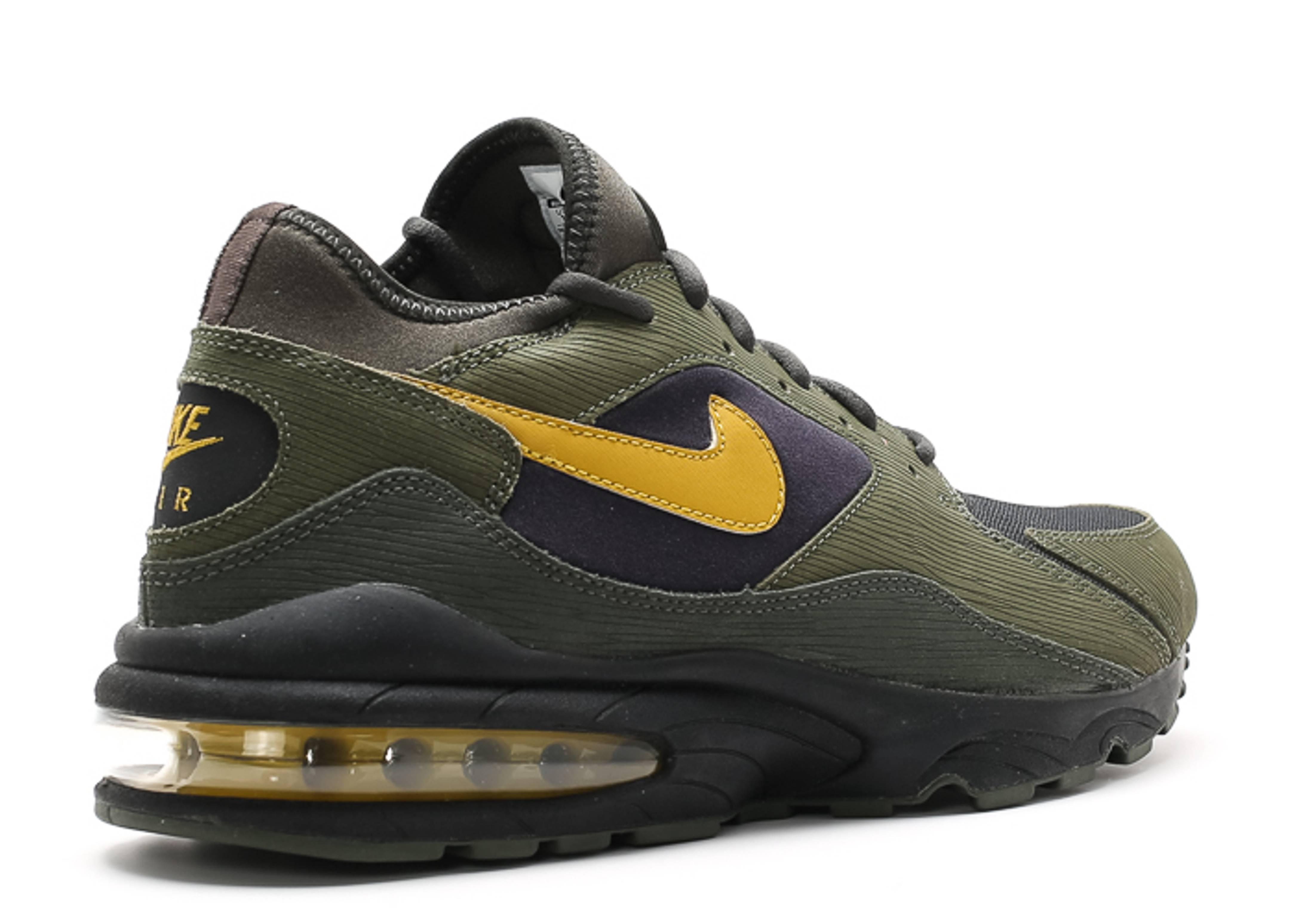93 Air Max Yellow