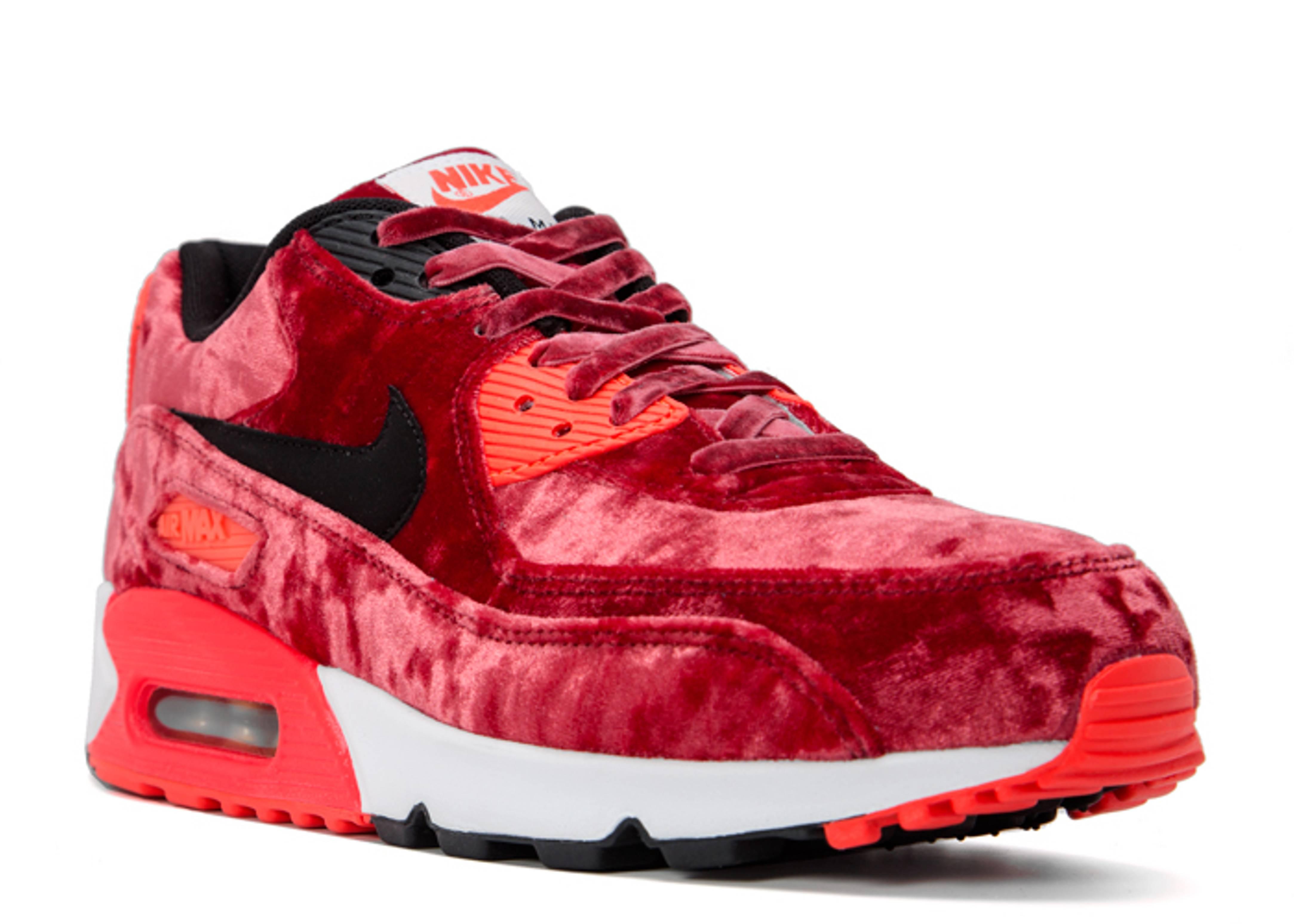 90S Air Max Red