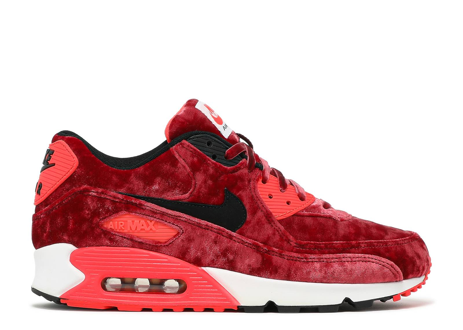 "air max 90 anniversary ""red velvet"""