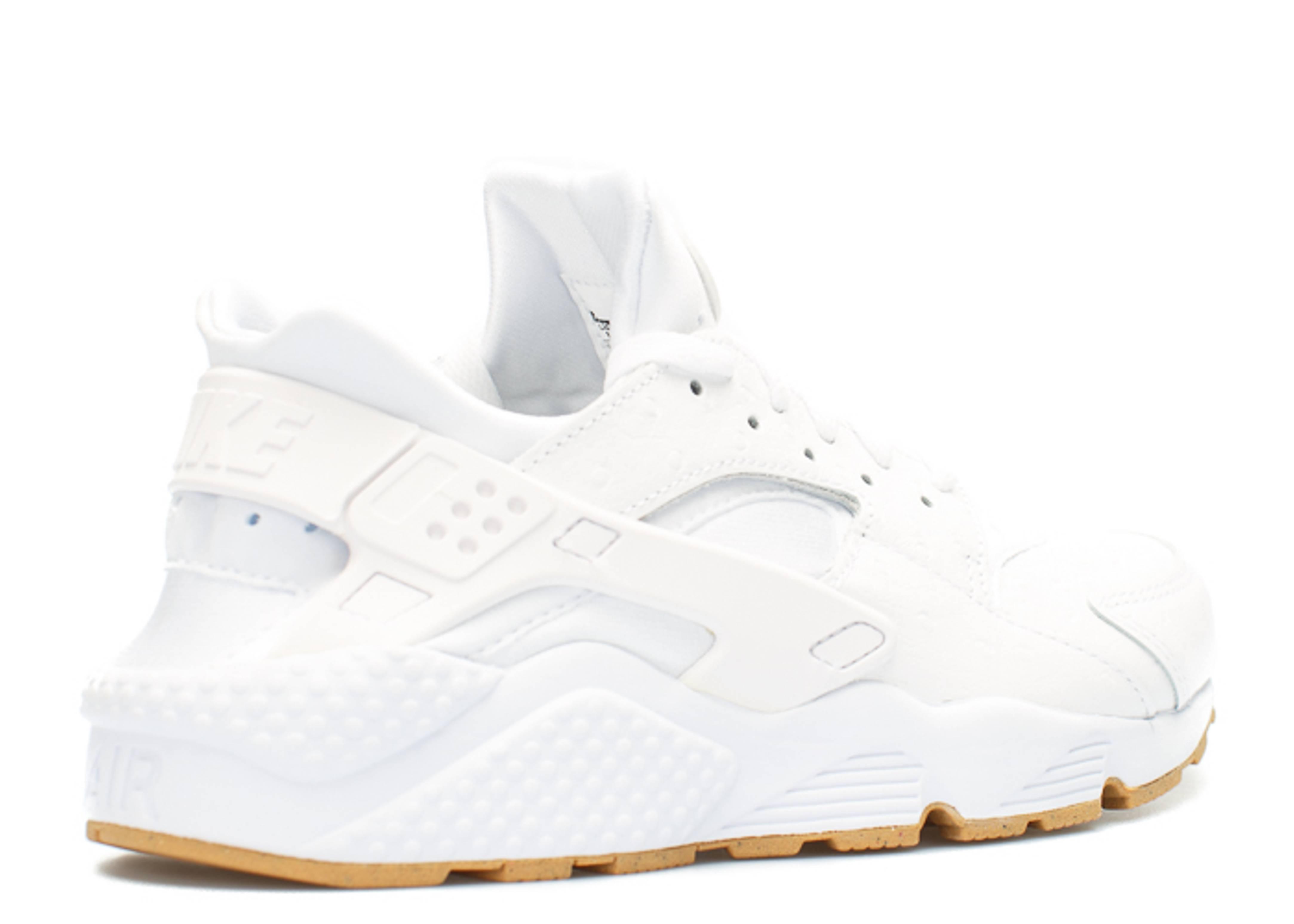 Nike Air Huarache White Gum