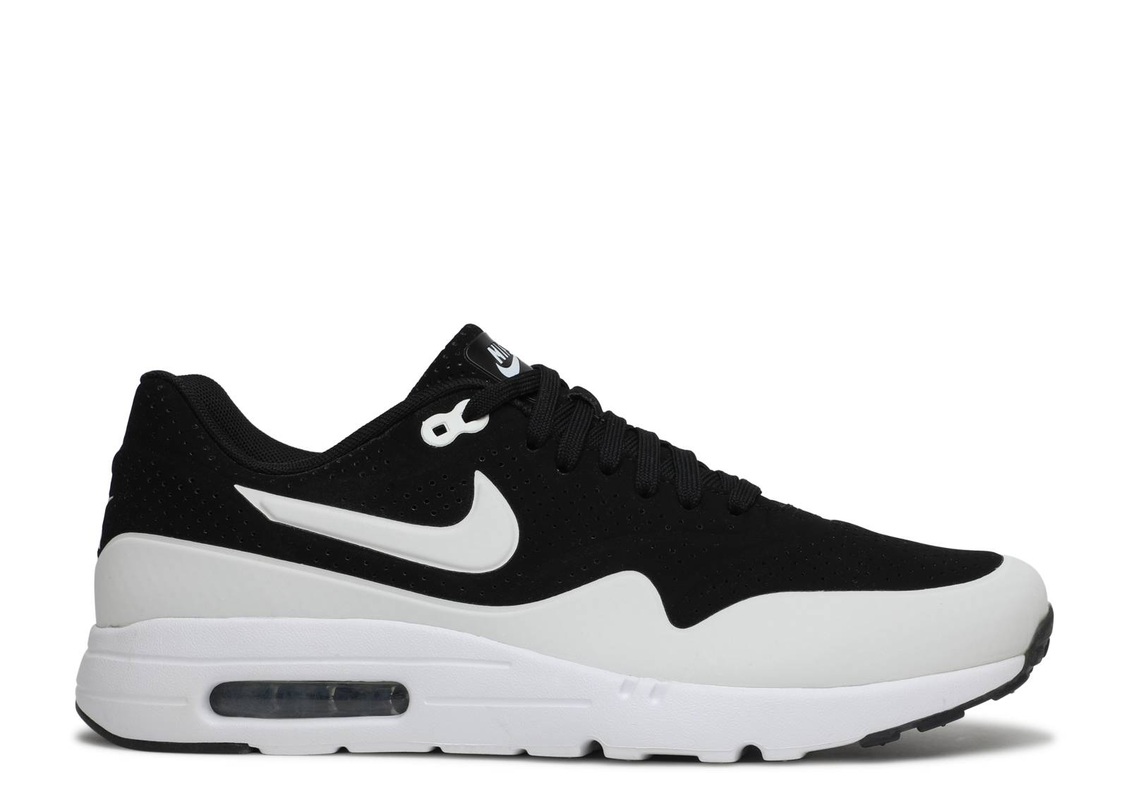 nike air max 1 black and white