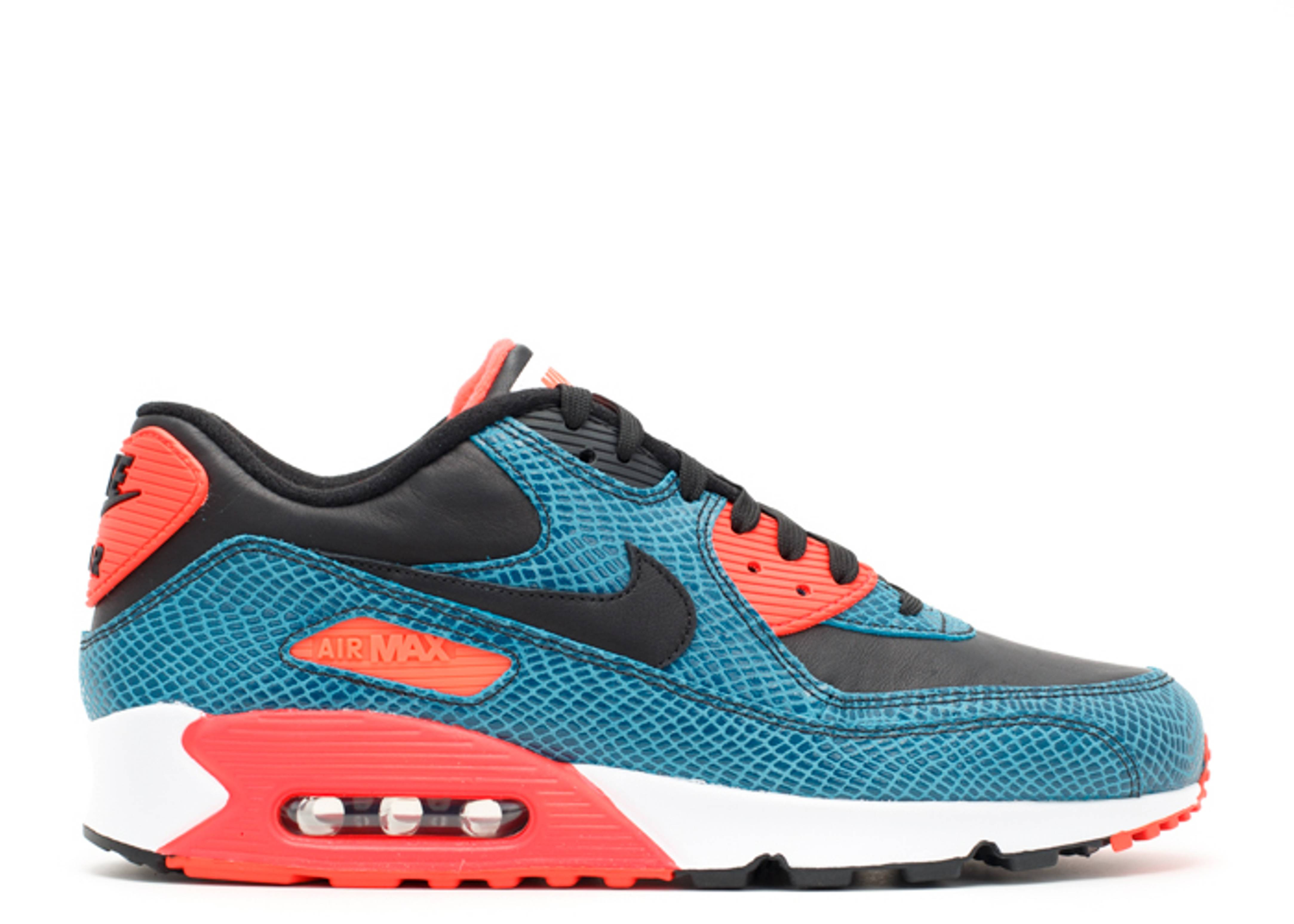 "air max 90 anniversary ""infrared snake"""