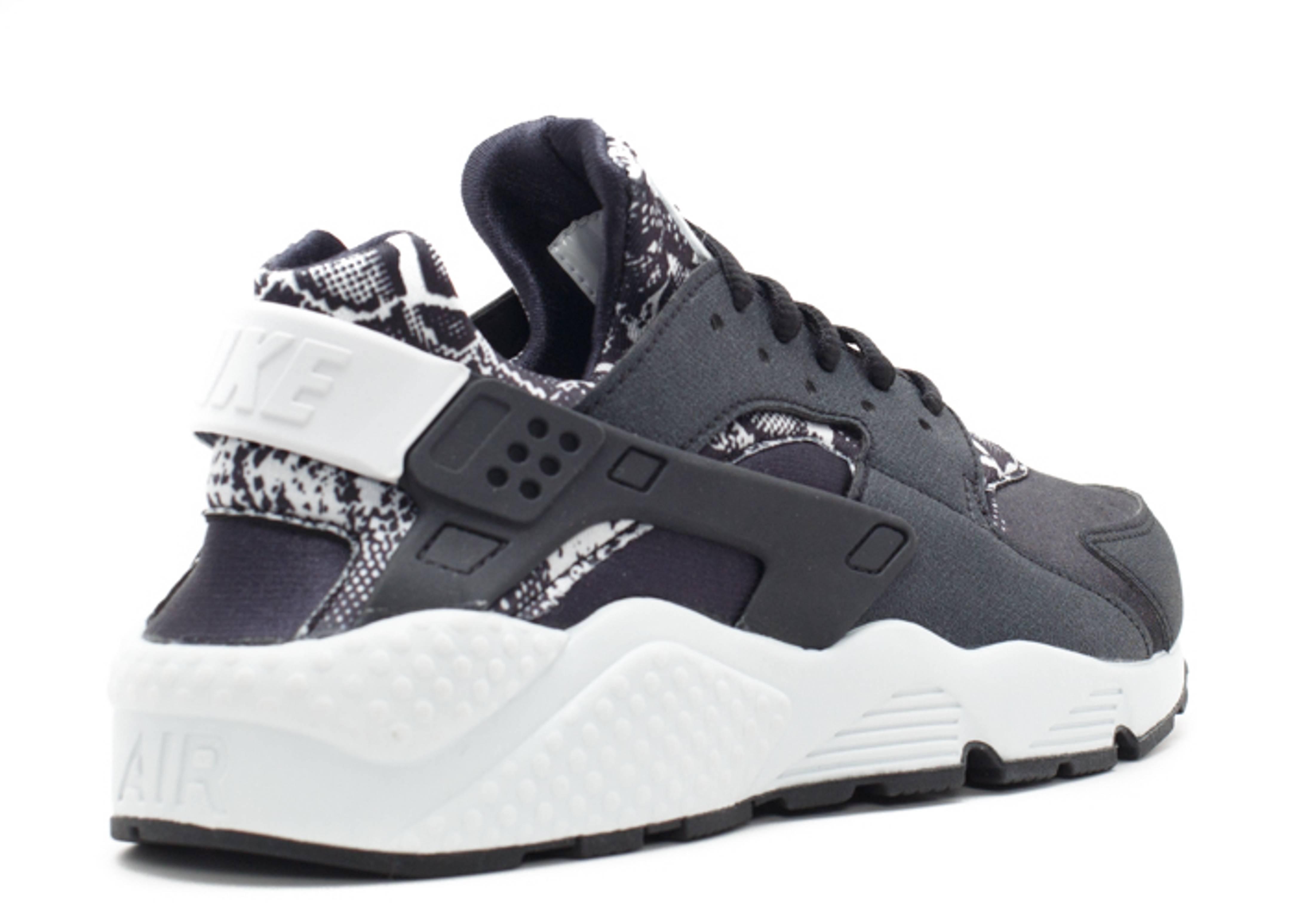 6c7ffdf839c8f W s Air Huarache Run Print - Nike - 725076 002 - black pure platinum ...