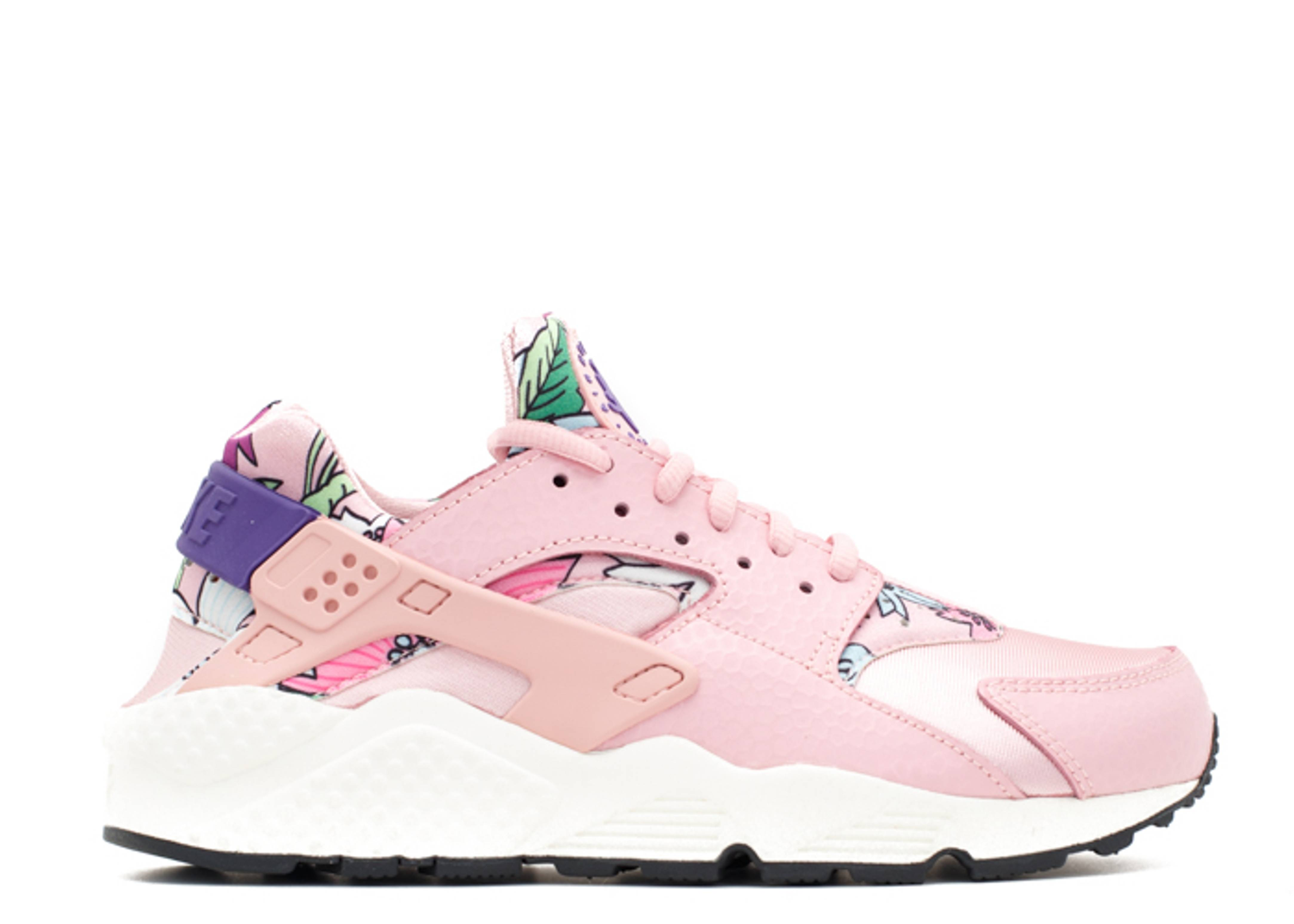 "w's air huarache run print ""aloha pack"""