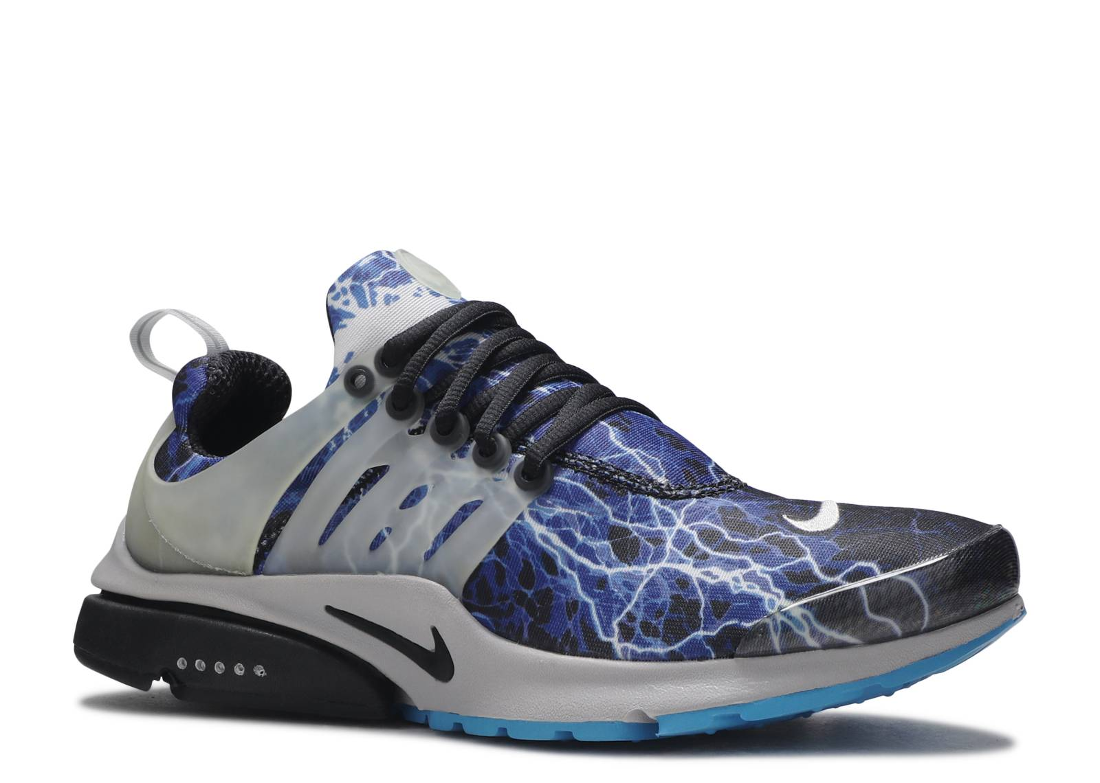 Air Presto Qs Quot Lightning Quot Nike 789870 004 Black