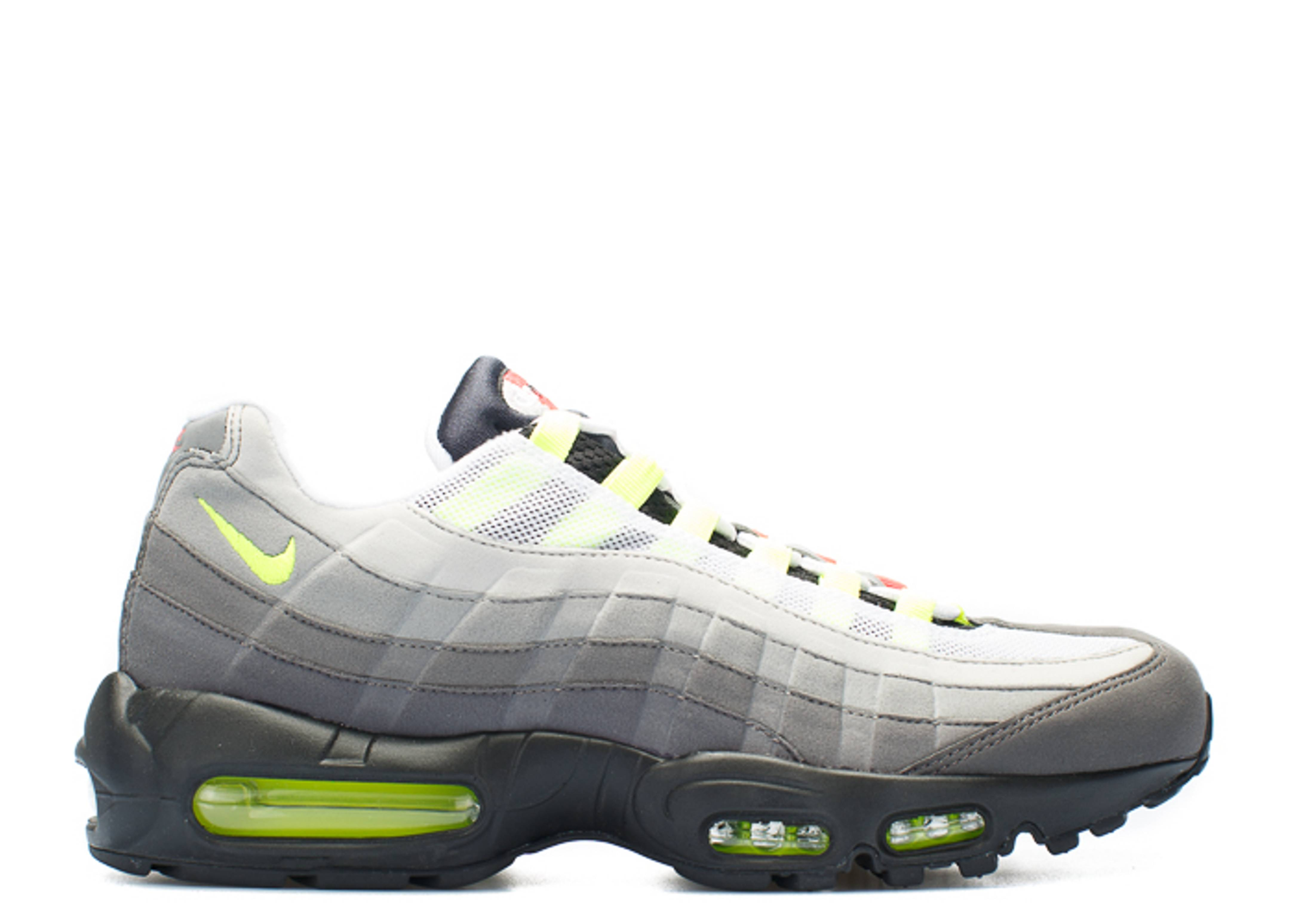 online store f29ee 1e60b air max 95 lime green