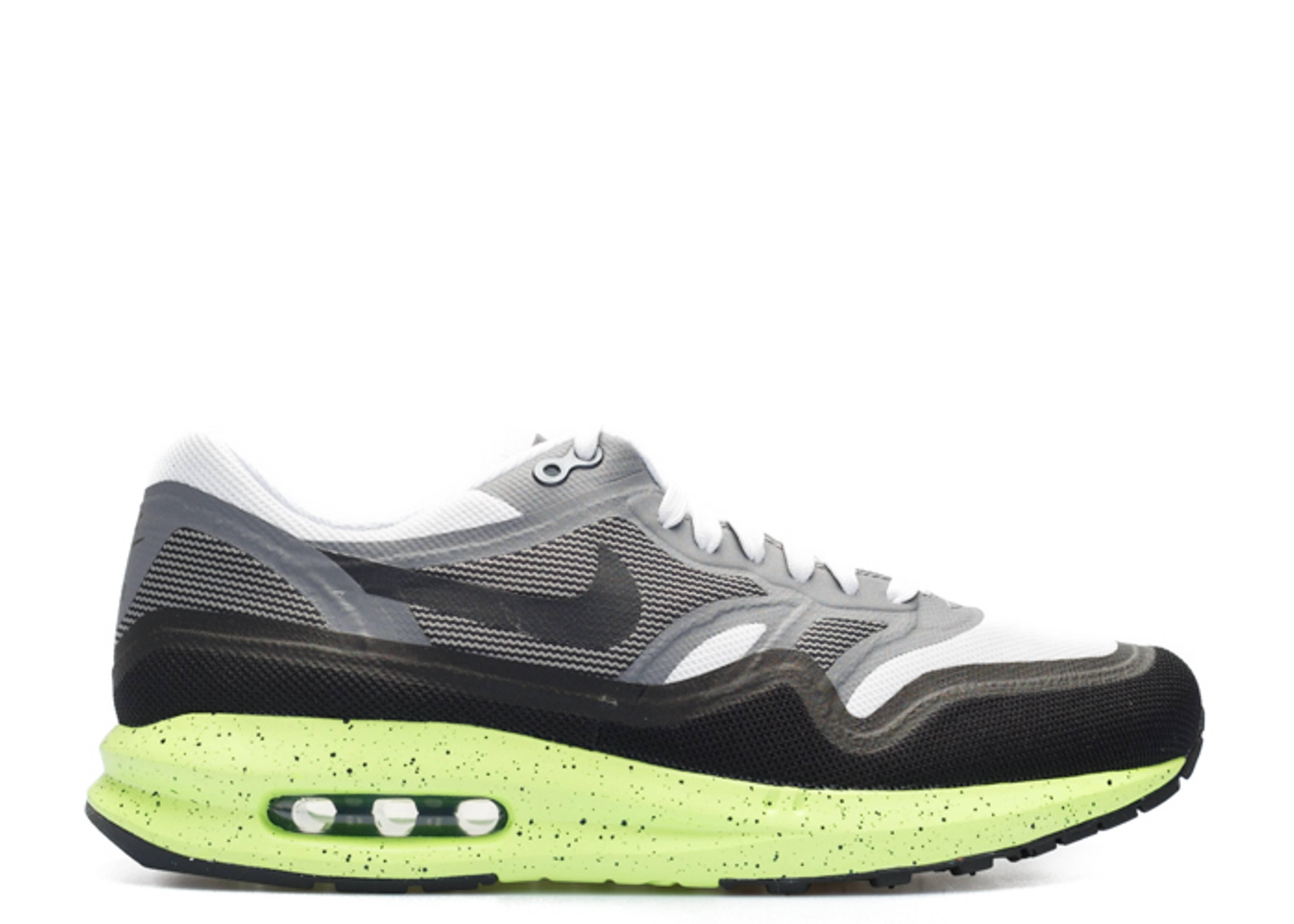 sports shoes c668f 667b9 Air Max Lunar1 - Nike - 654469 100 - white/black-cool grey-volt ...