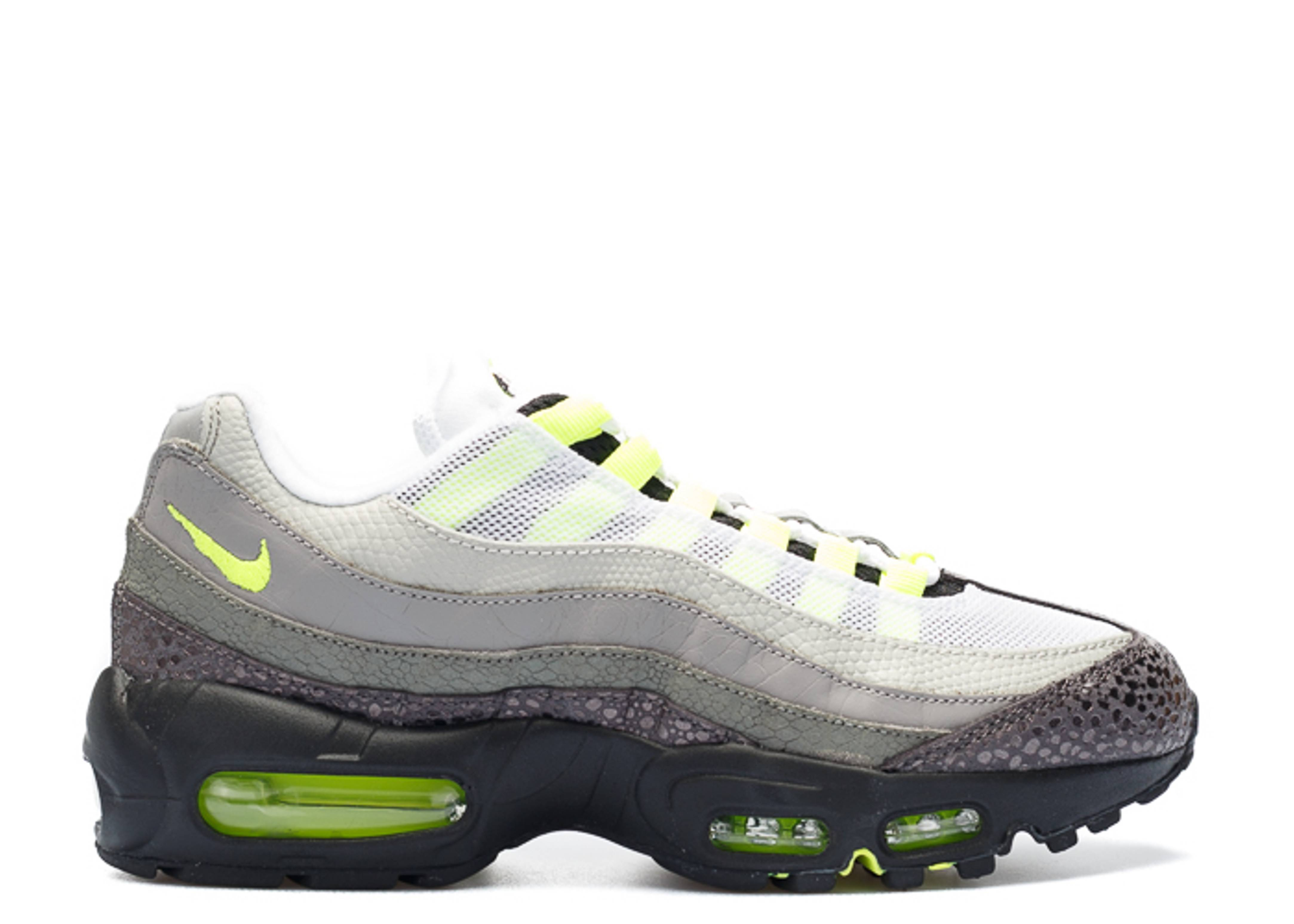 "air max 95 og premium neon safari ""animal"""