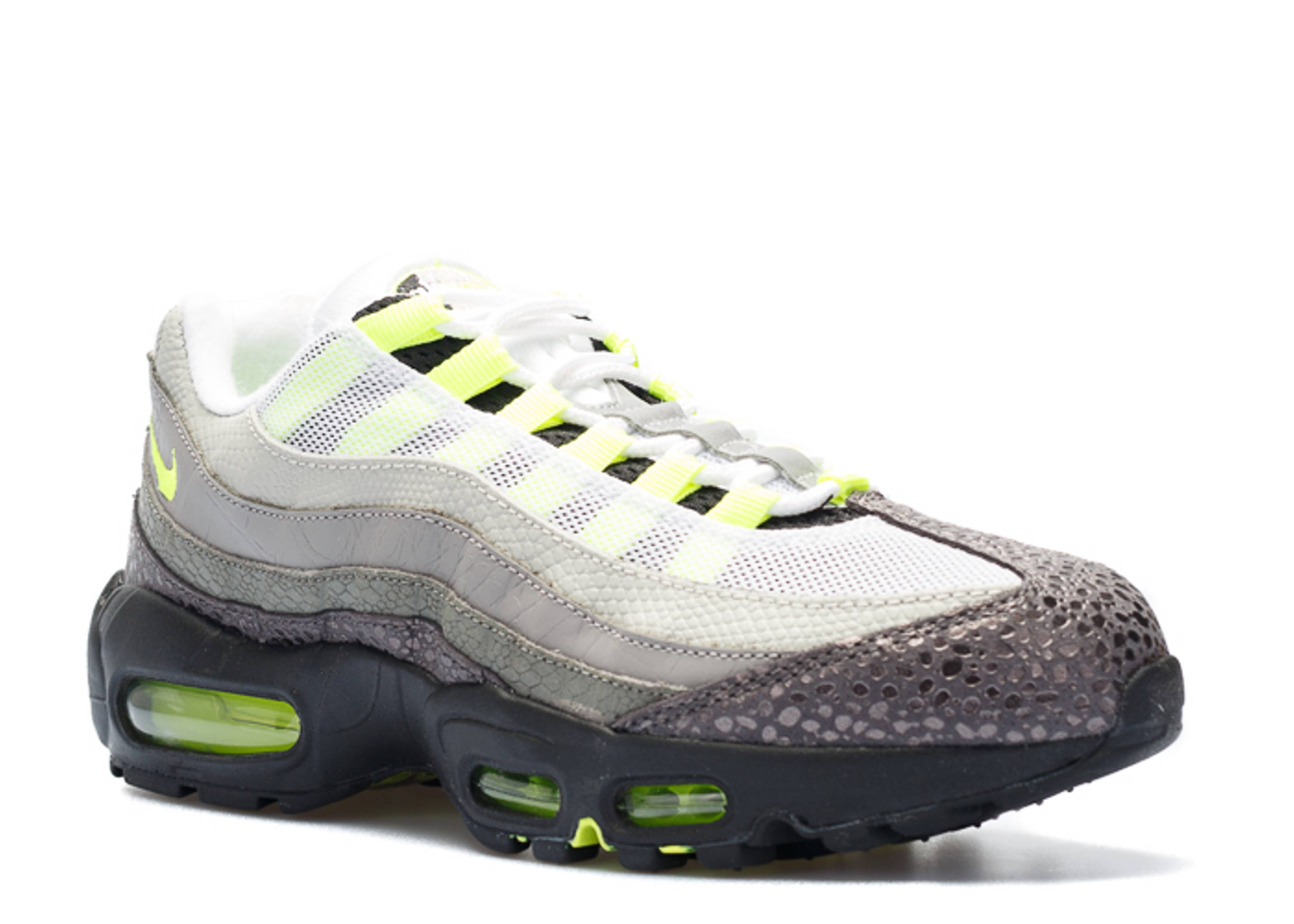 the latest c2513 f975d Air Max 95 Og Premium Neon Safari