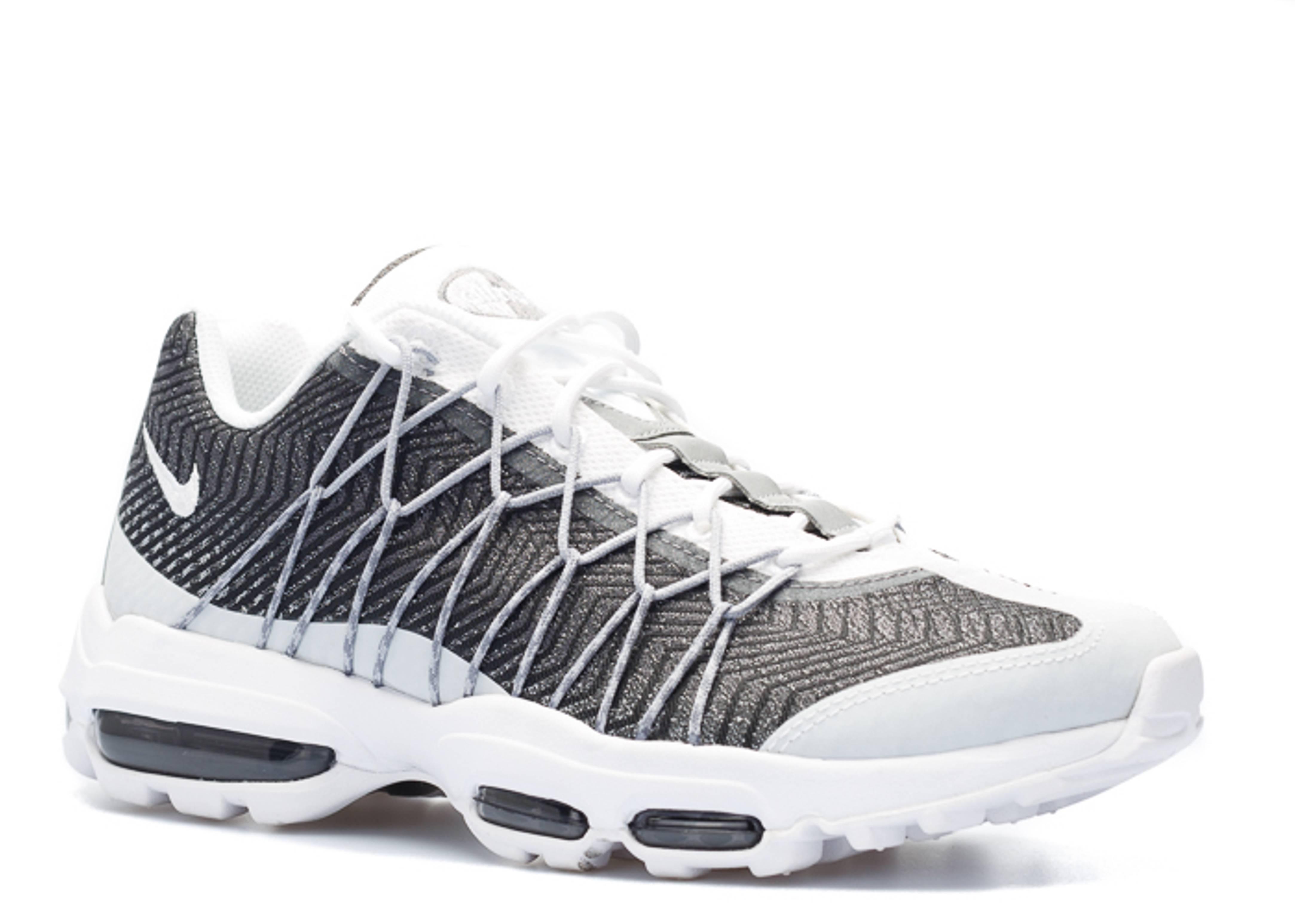 956ee96d4b789 Air Max 95 Ultra Jcrd - Nike - 749771 100 - white/white-wolf grey ...