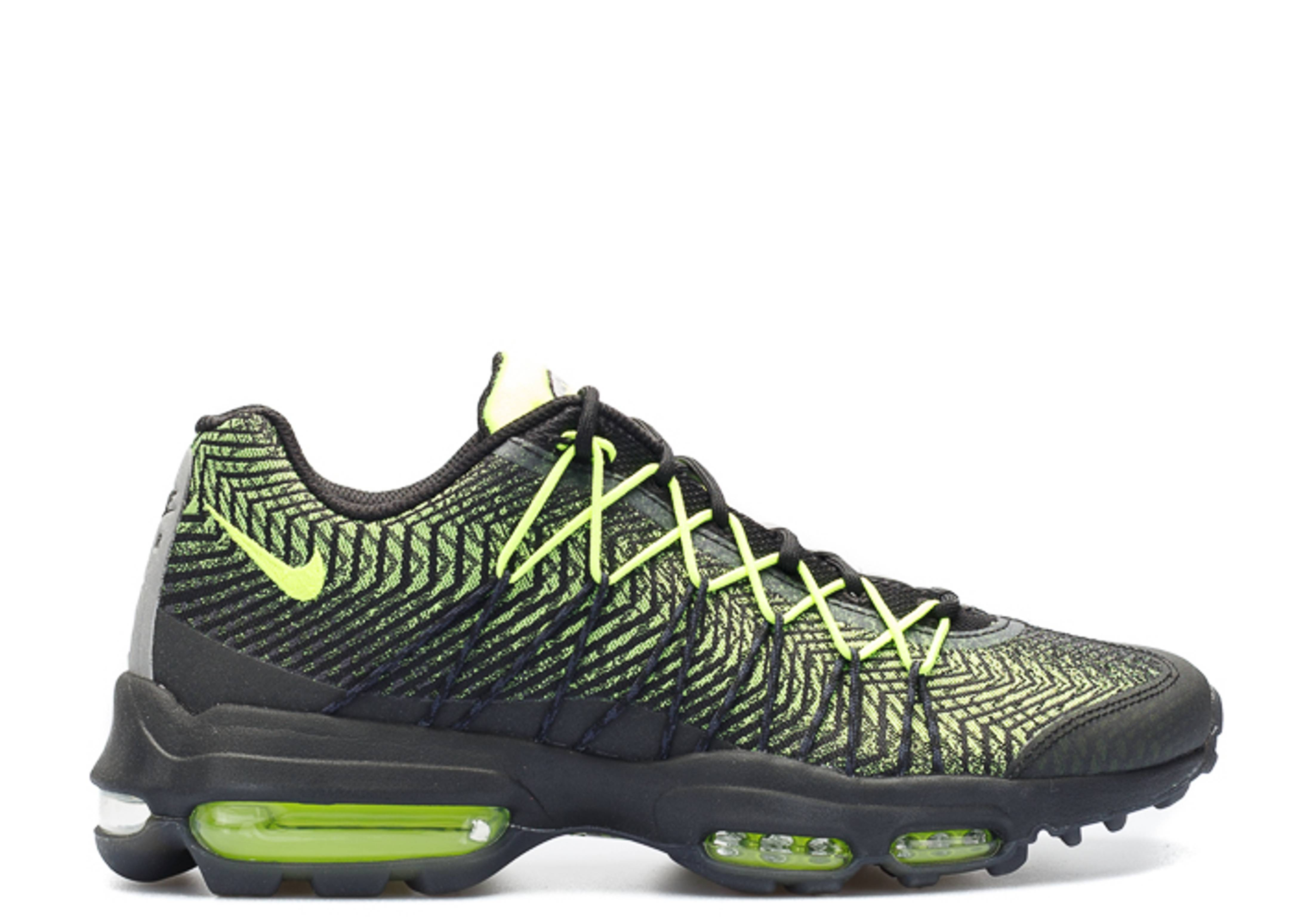 Air Max 95 Black Volt