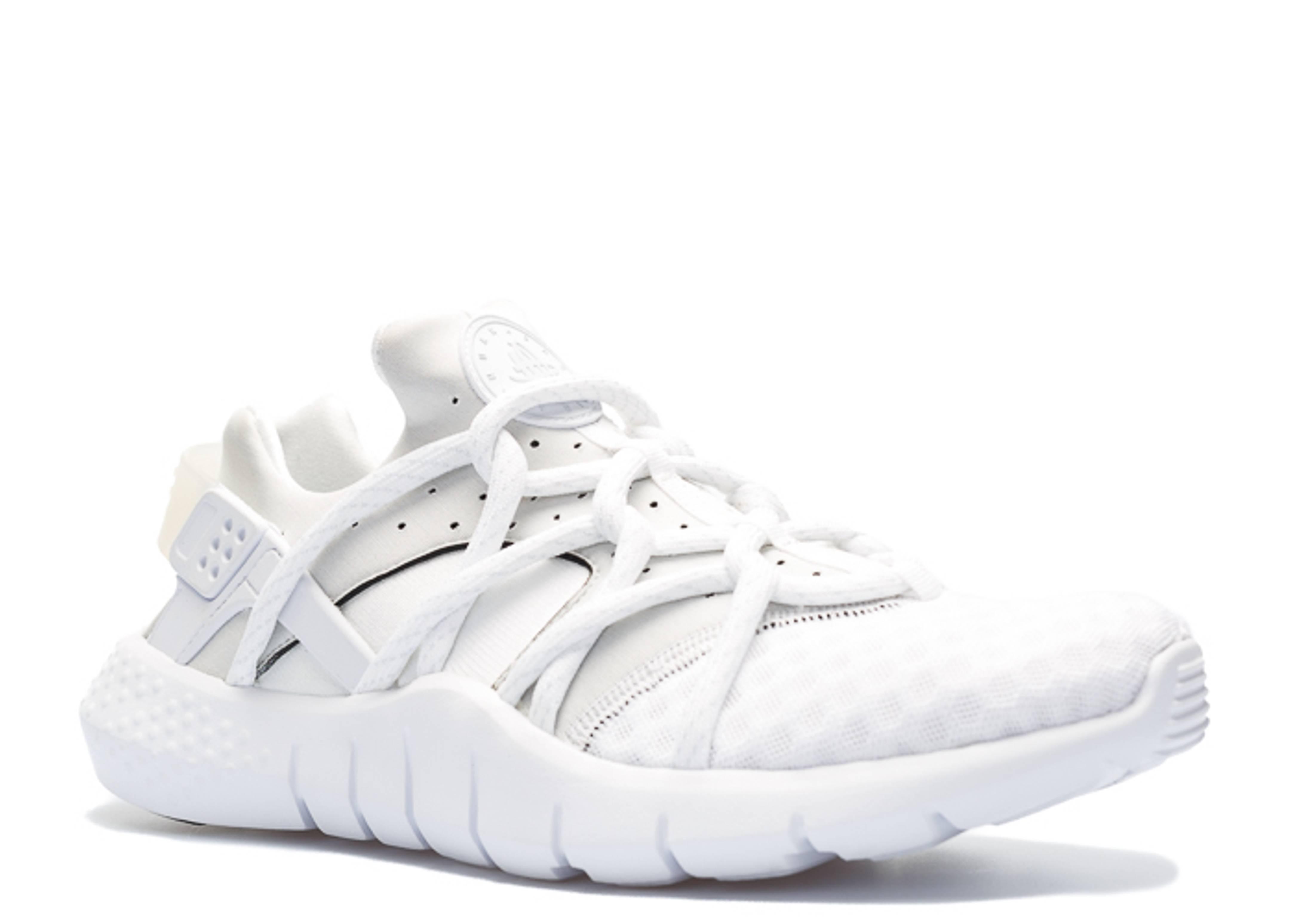 huarache nm white