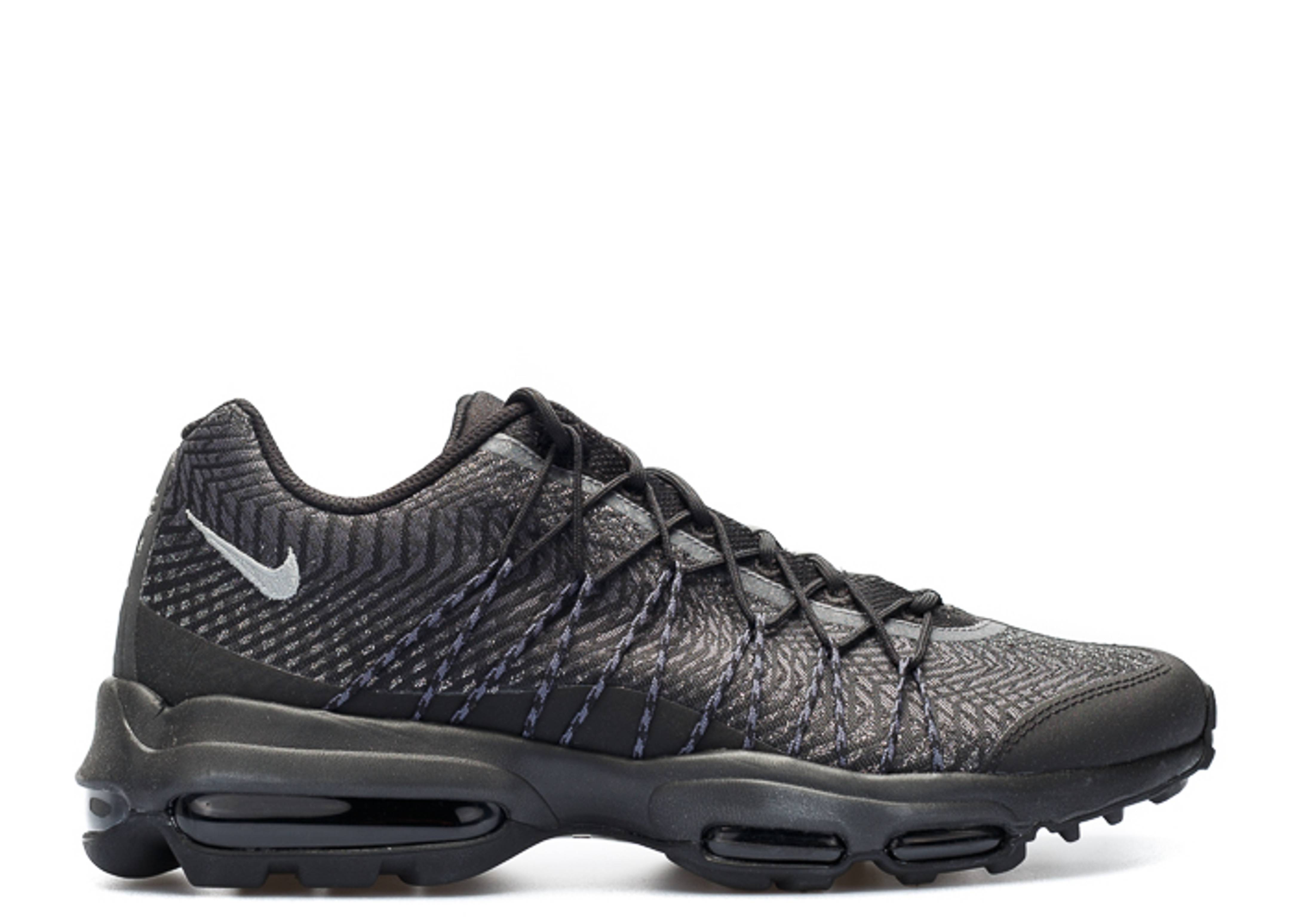 "air max 95 ultra jcrd ""Black"""