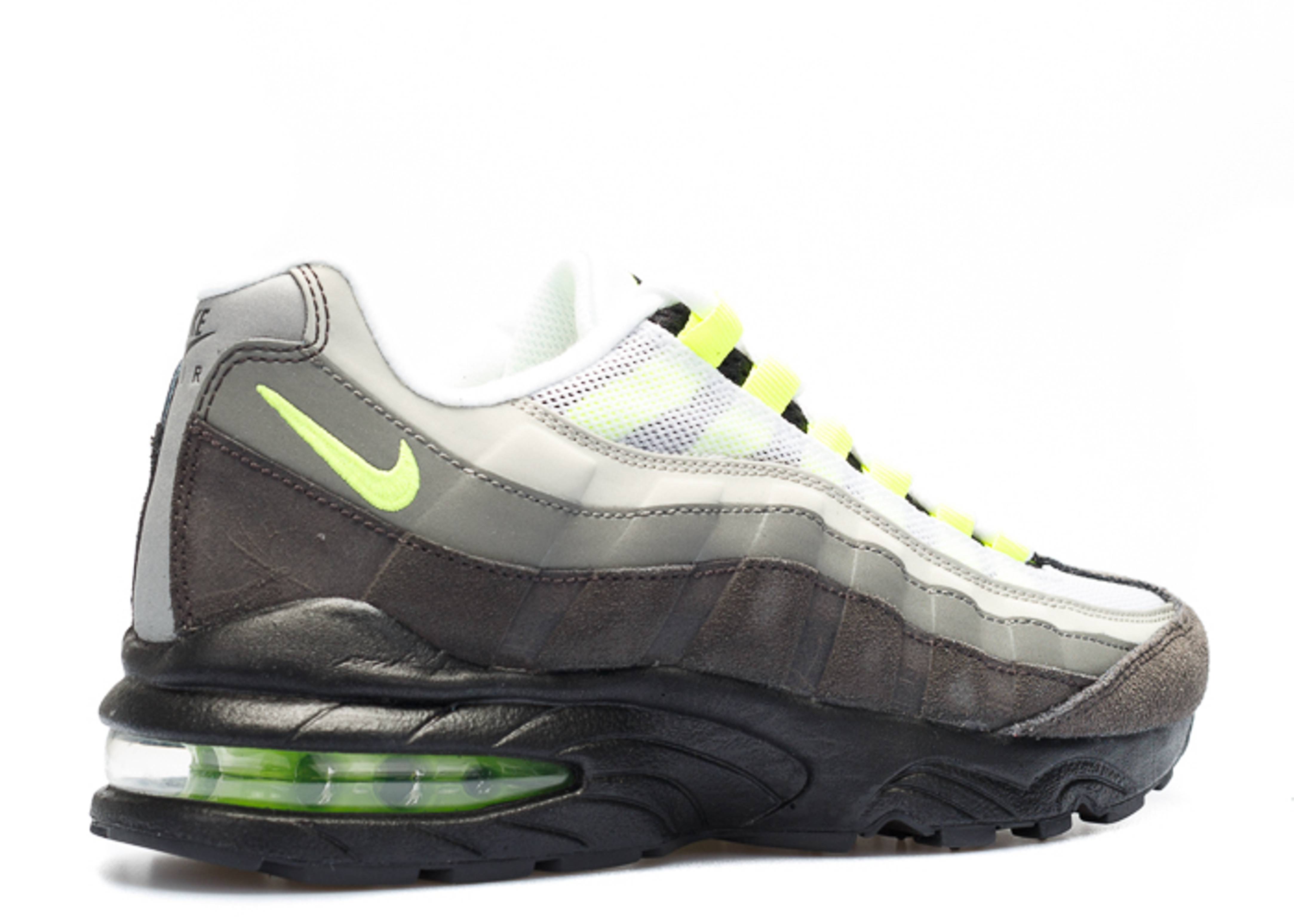 quality design 90e7d 2c936 ... greece air max 95 gs black volt medium ash dark pewter 794a3 39fbb