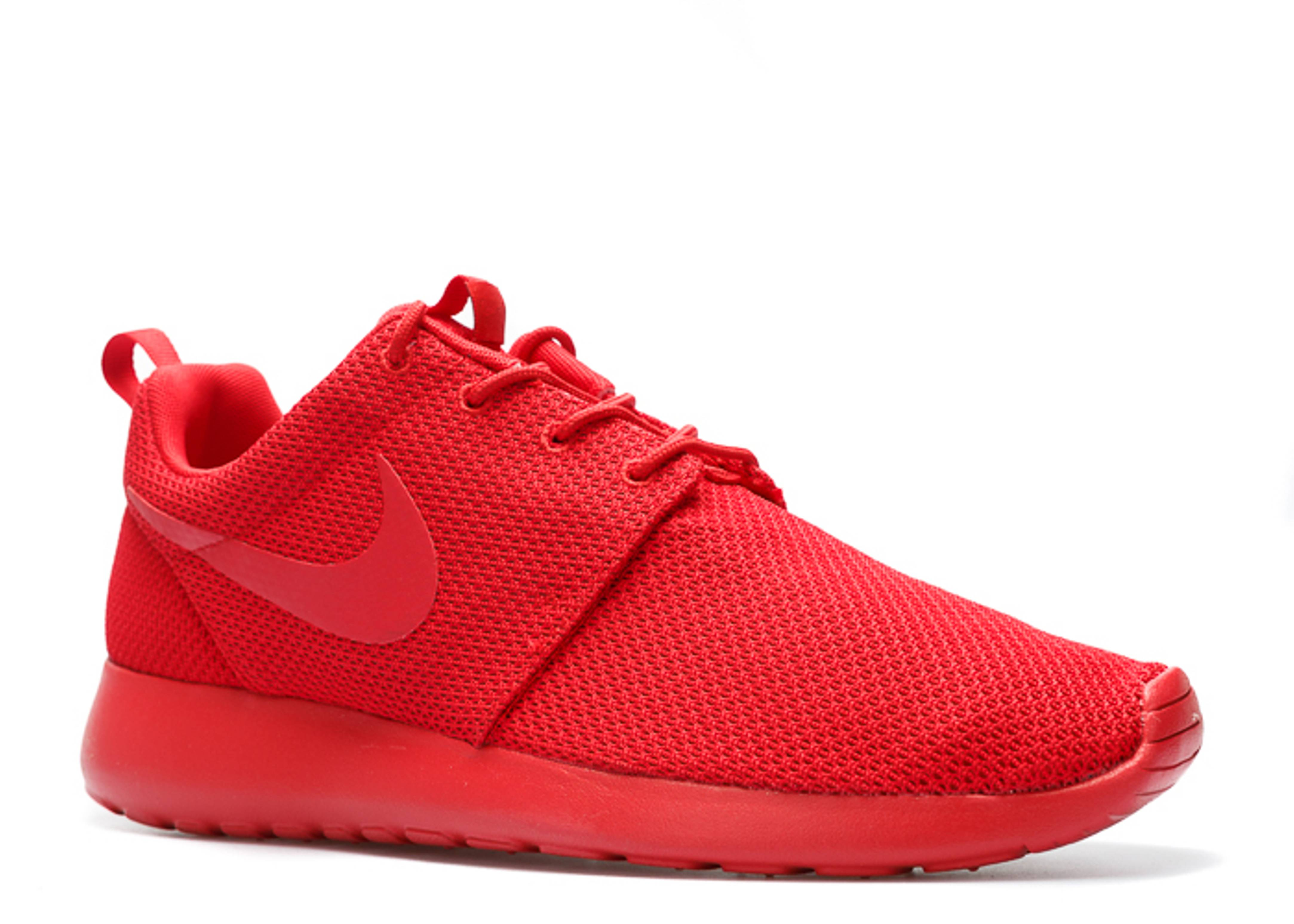 finest selection f0ec9 3ec1d red black and white roshes