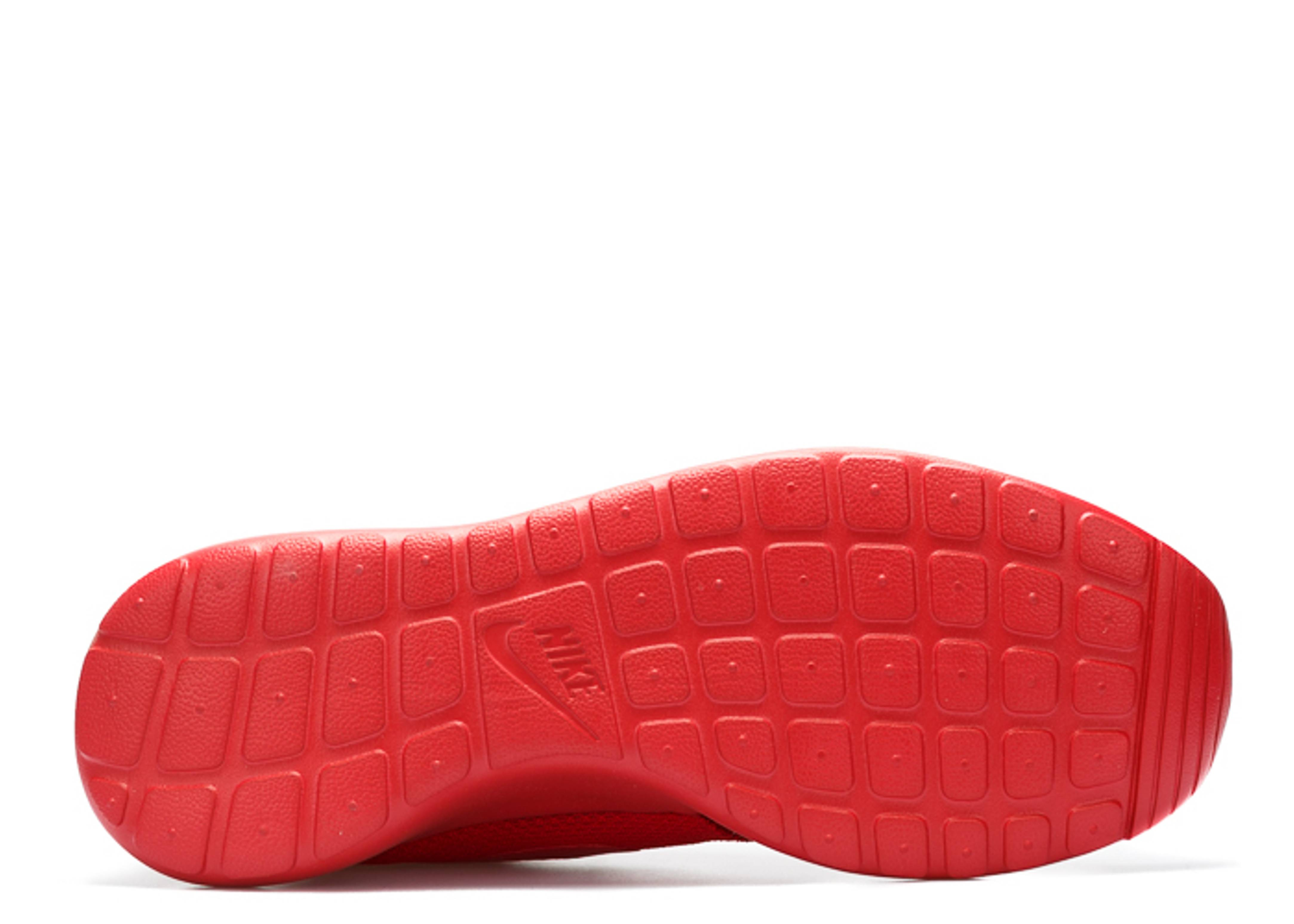 new arrival 3dbe0 24a8e Roshe One 'Triple Red'