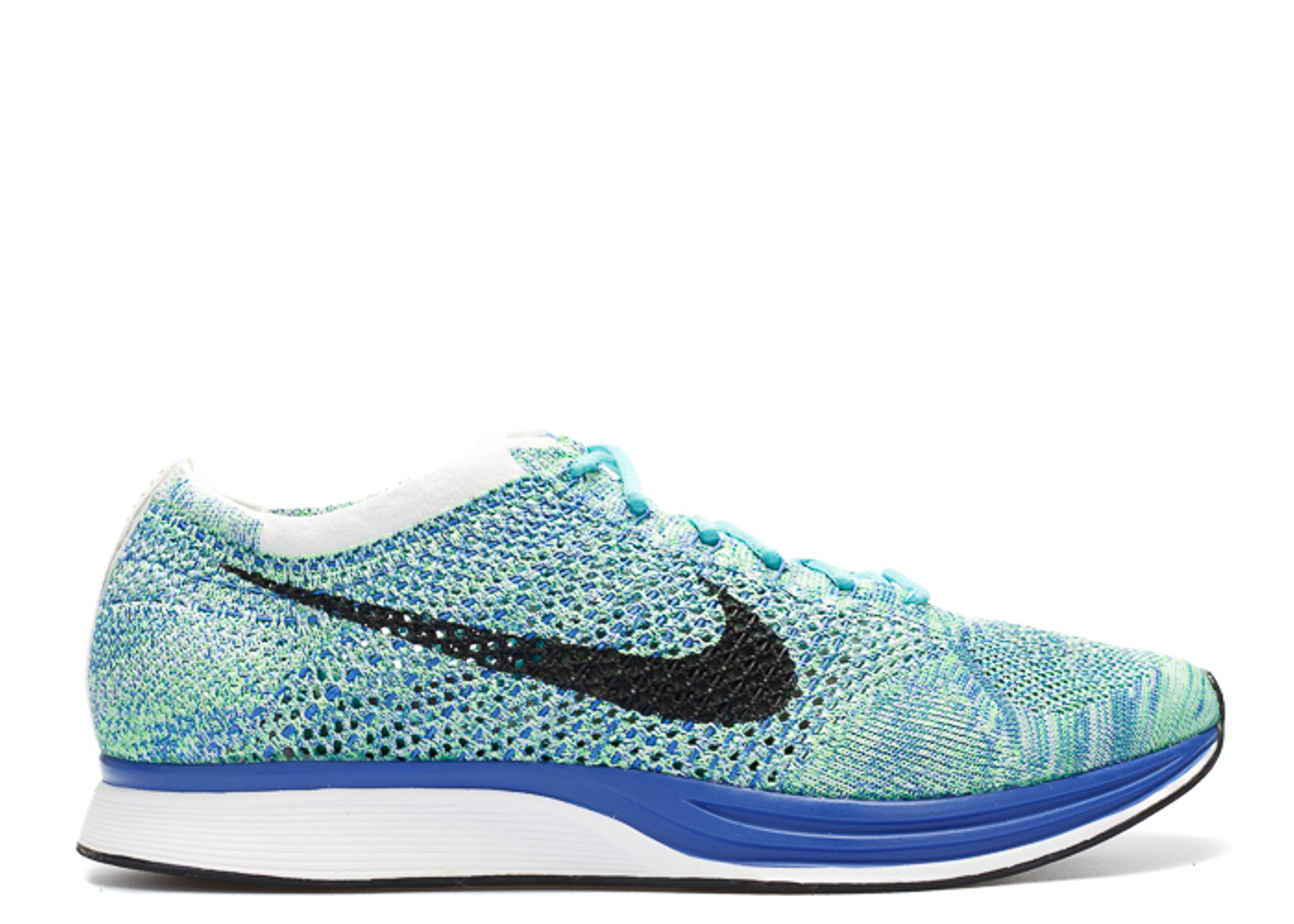 "flyknit racer ""tranquil"""