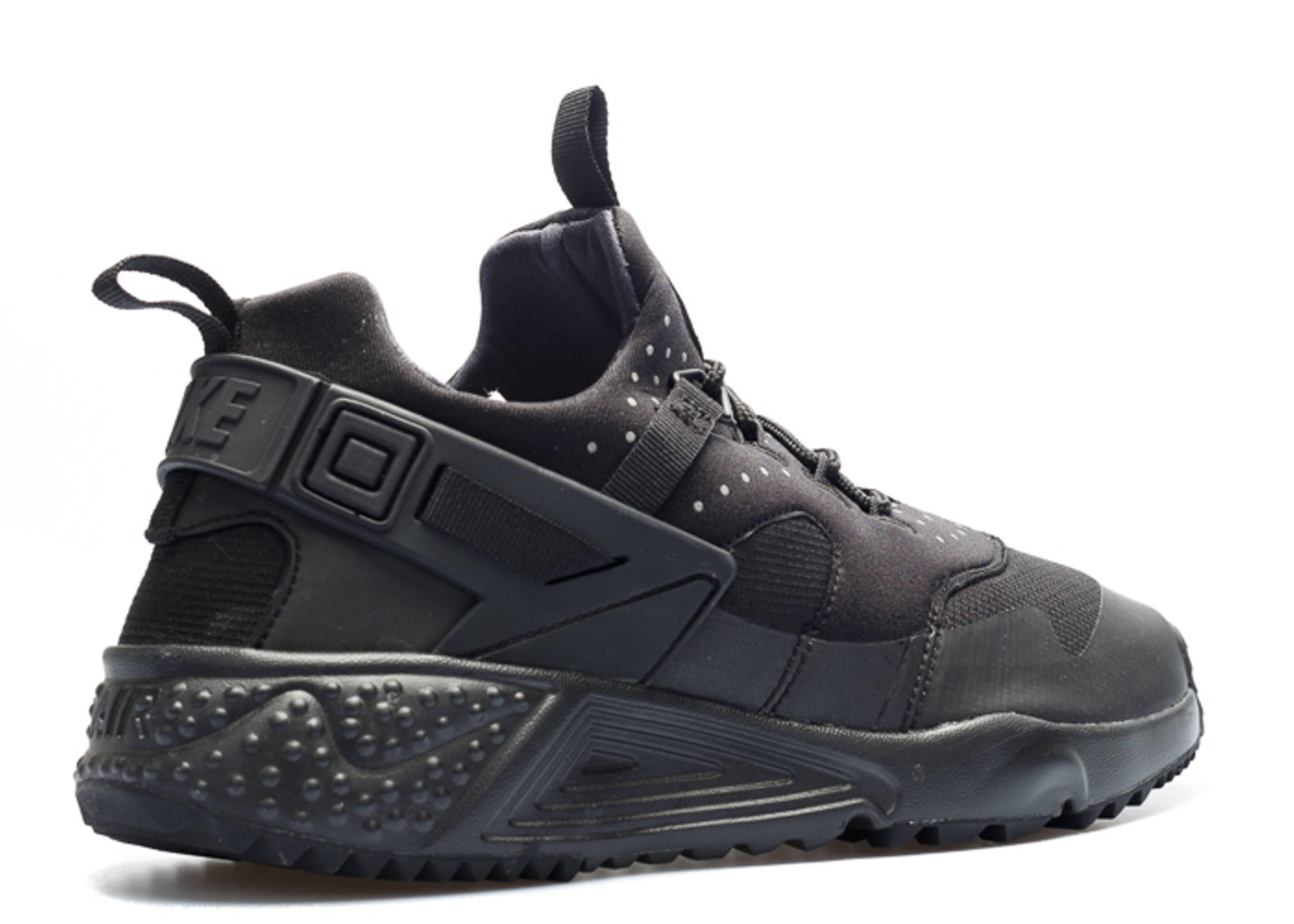 finest selection a0492 130aa Nike Air Huarache Utility - Nike - 806807 002 - black/black black | Flight  Club
