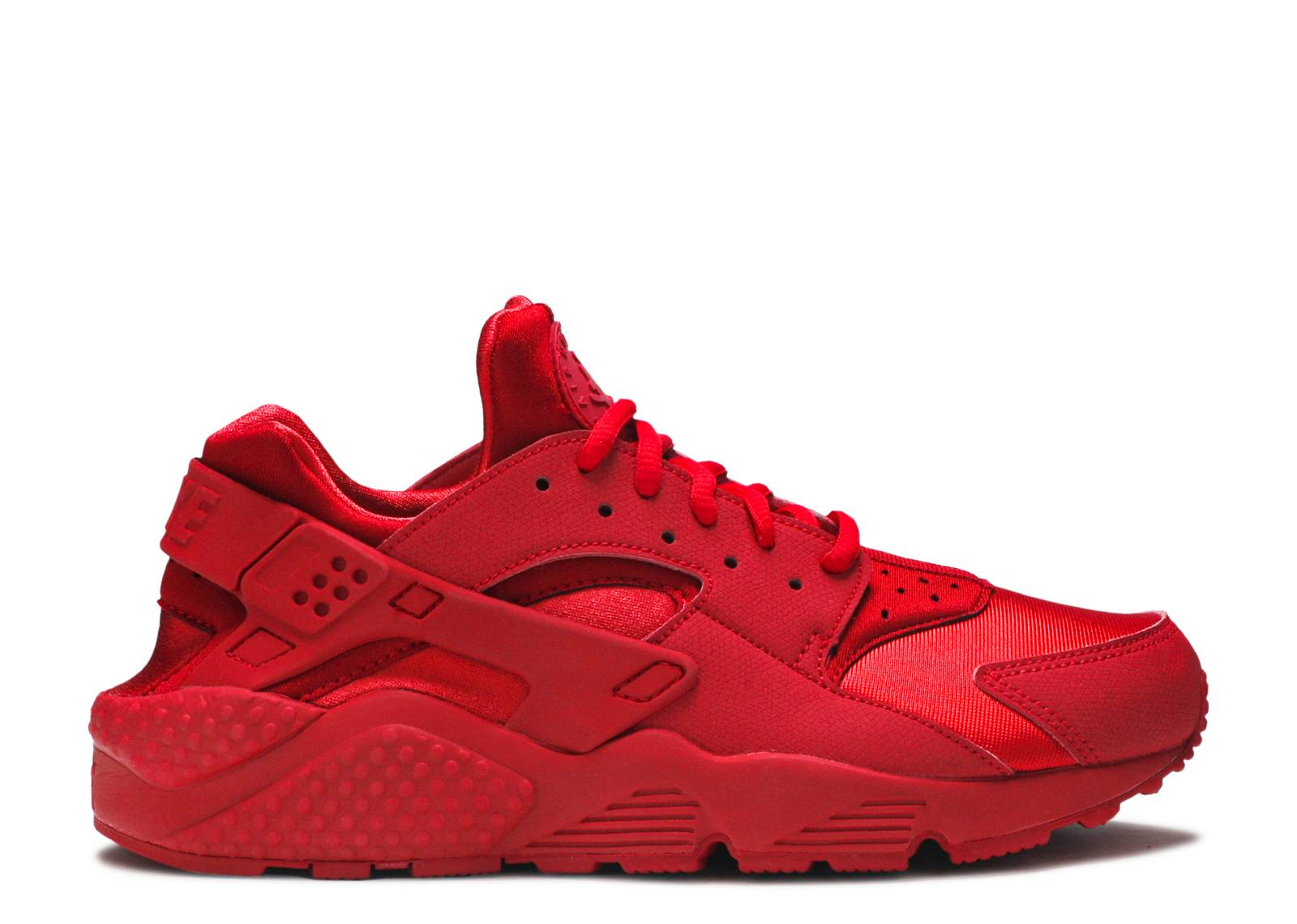 "w's air huarache run ""triple red"""